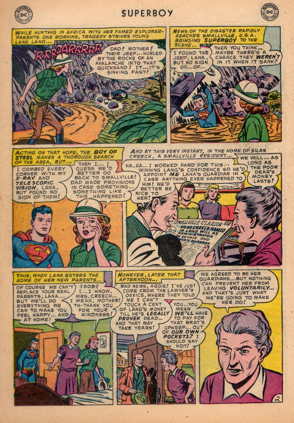 Superboy (1949) issue 25 - Page 29
