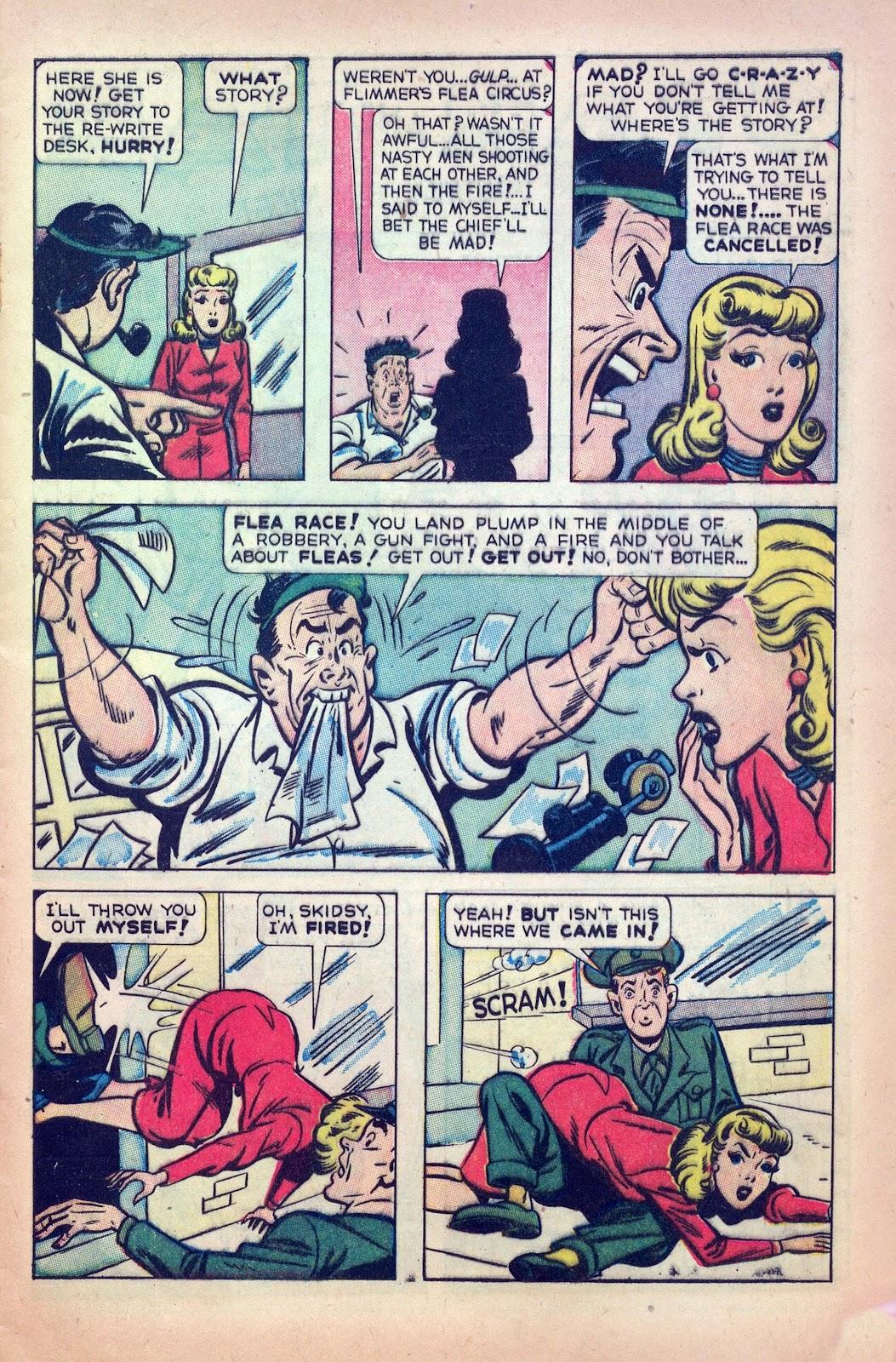 Read online Joker Comics comic -  Issue #21 - 9