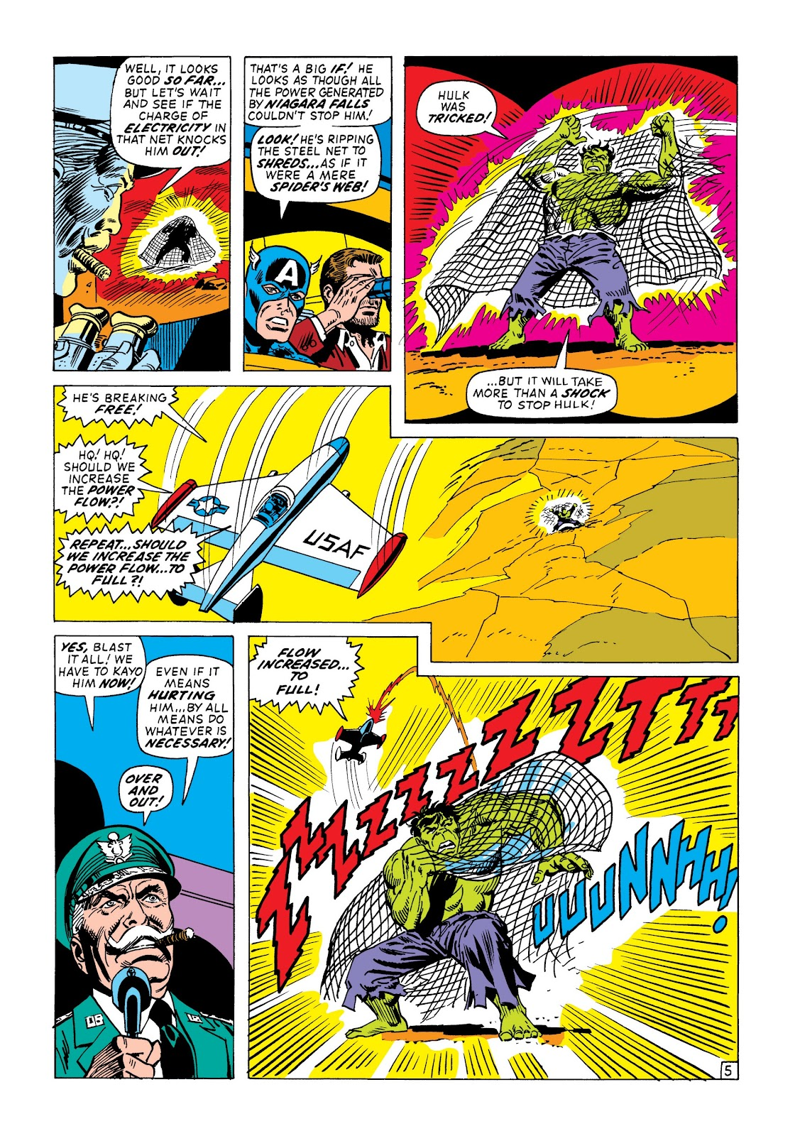 Read online Marvel Masterworks: The Incredible Hulk comic -  Issue # TPB 8 (Part 2) - 79