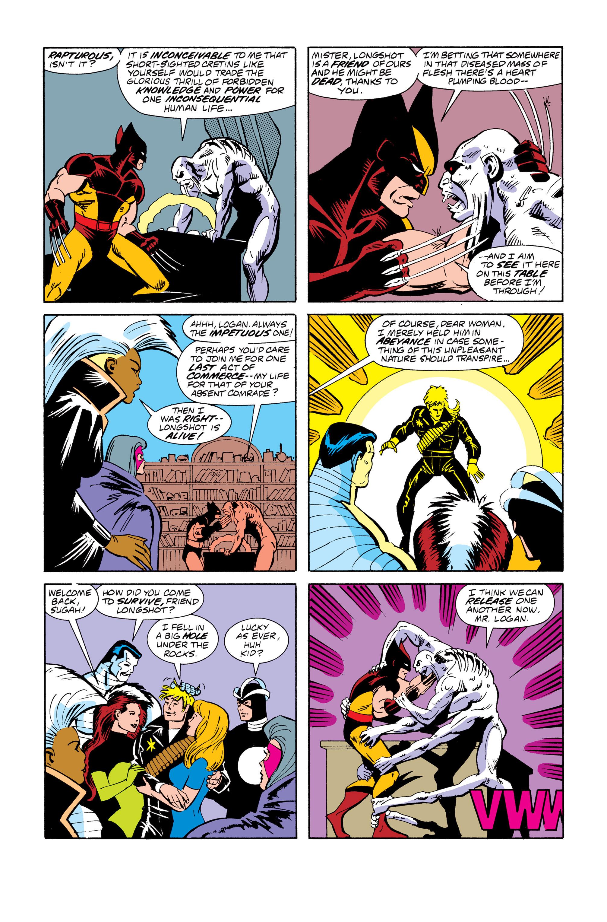 Read online Uncanny X-Men (1963) comic -  Issue # _Annual 13 - 33
