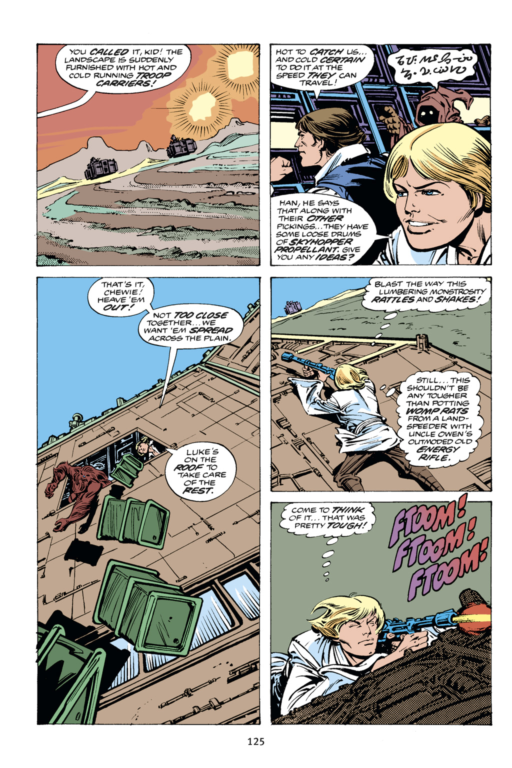 Read online Star Wars Omnibus comic -  Issue # Vol. 14 - 125