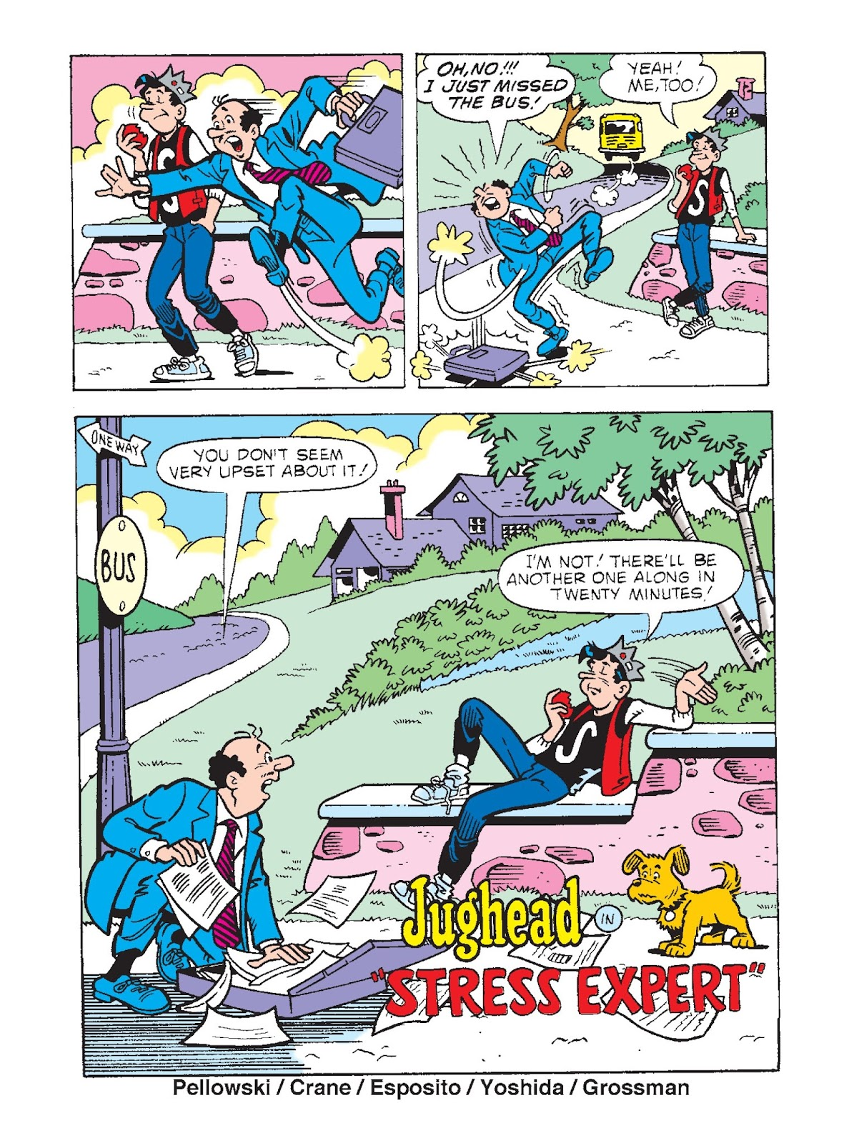 Archie 1000 Page Comics Digest issue TPB_(Part_3) - Page 1