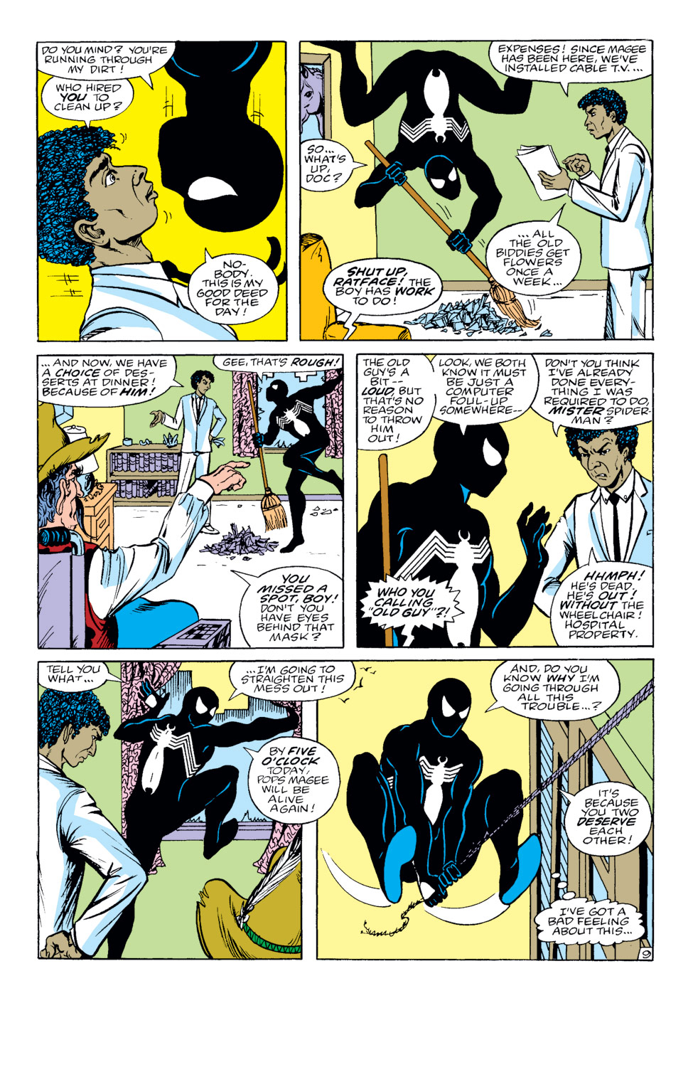 The Amazing Spider-Man (1963) 264 Page 9