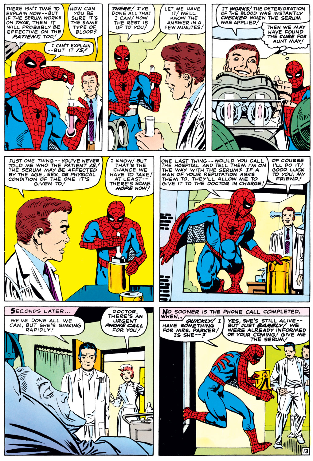 The Amazing Spider-Man (1963) 33 Page 13