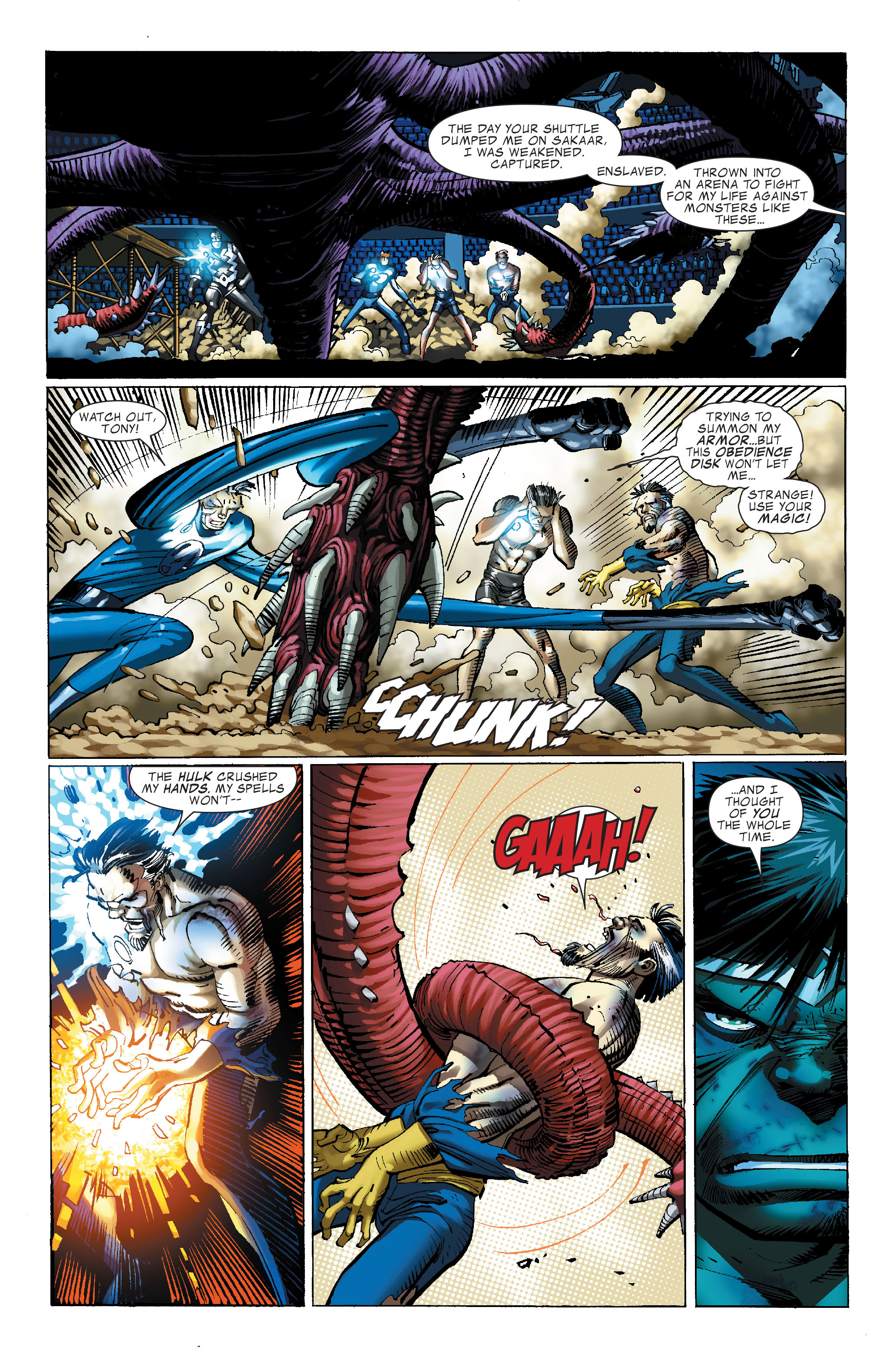 Read online World War Hulk comic -  Issue #4 - 21