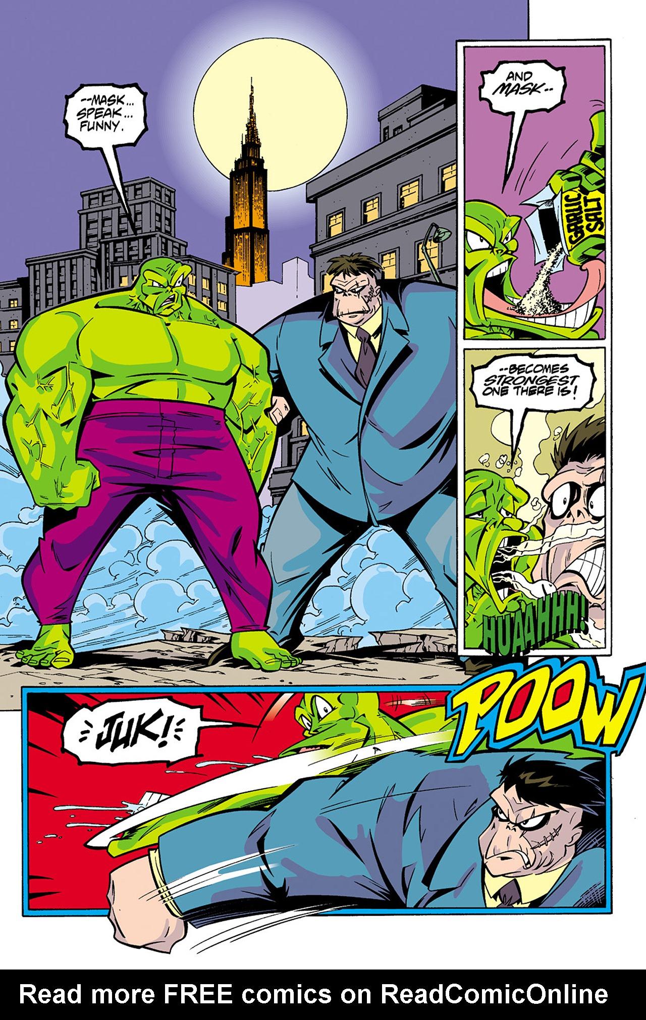 Read online Adventures Of The Mask Omnibus comic -  Issue #Adventures Of The Mask Omnibus Full - 297