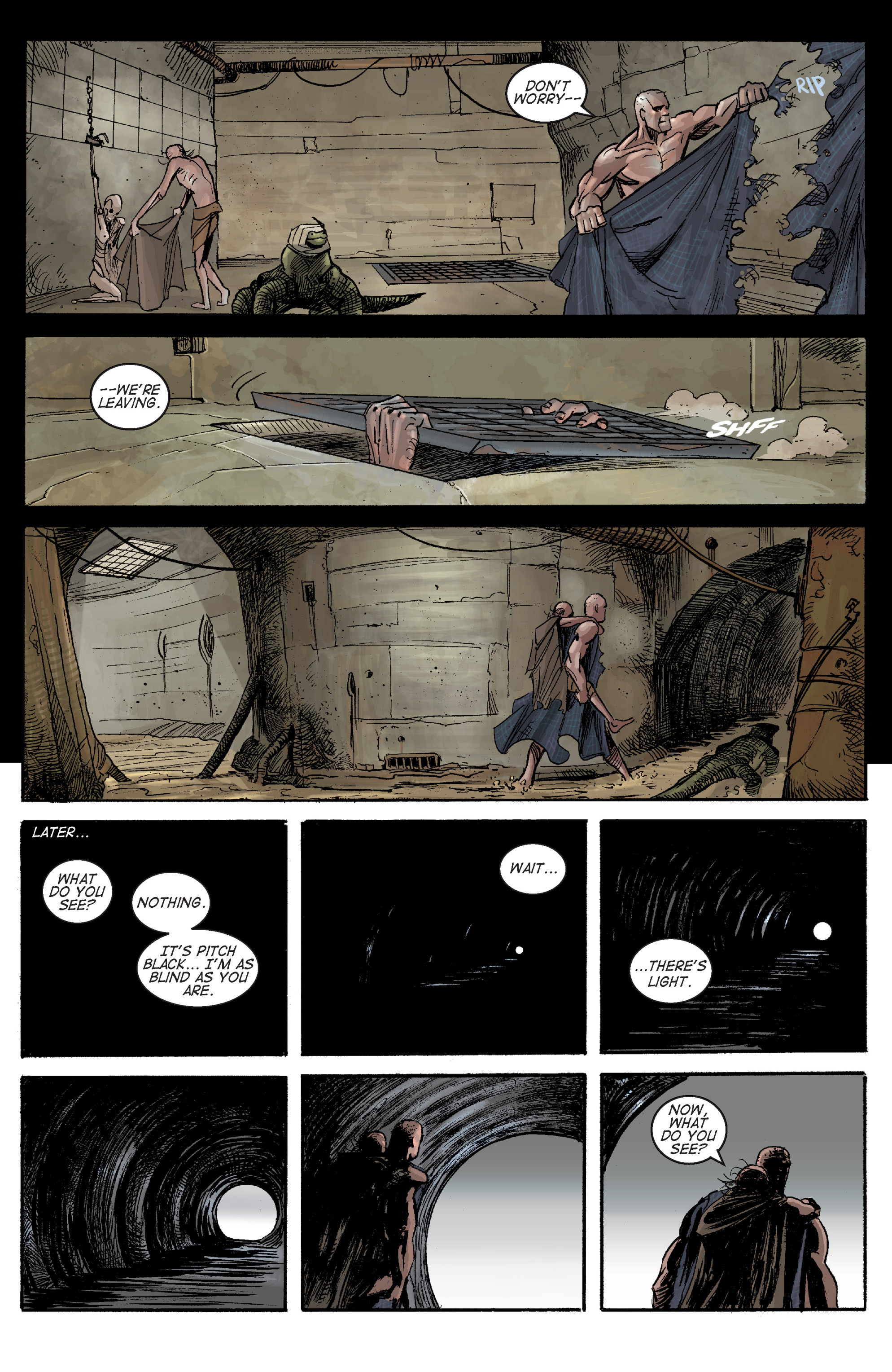 Read online Planetoid comic -  Issue # TPB - 127