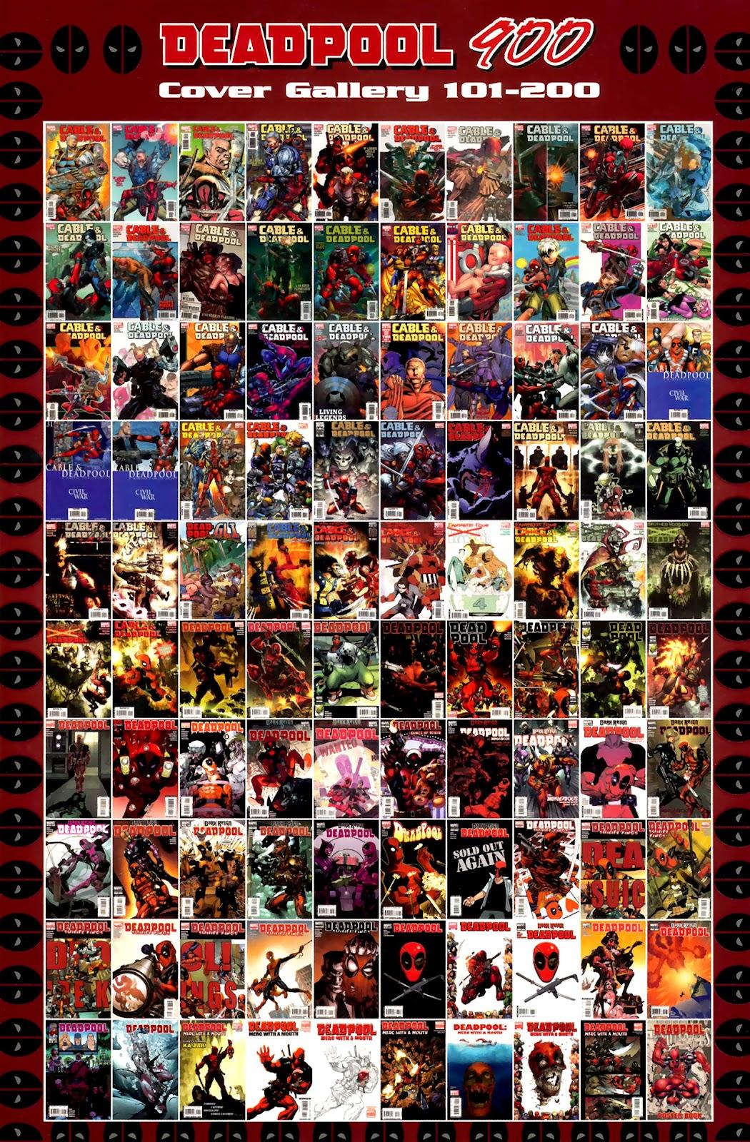 Read online Deadpool (2008) comic -  Issue #900 - 110
