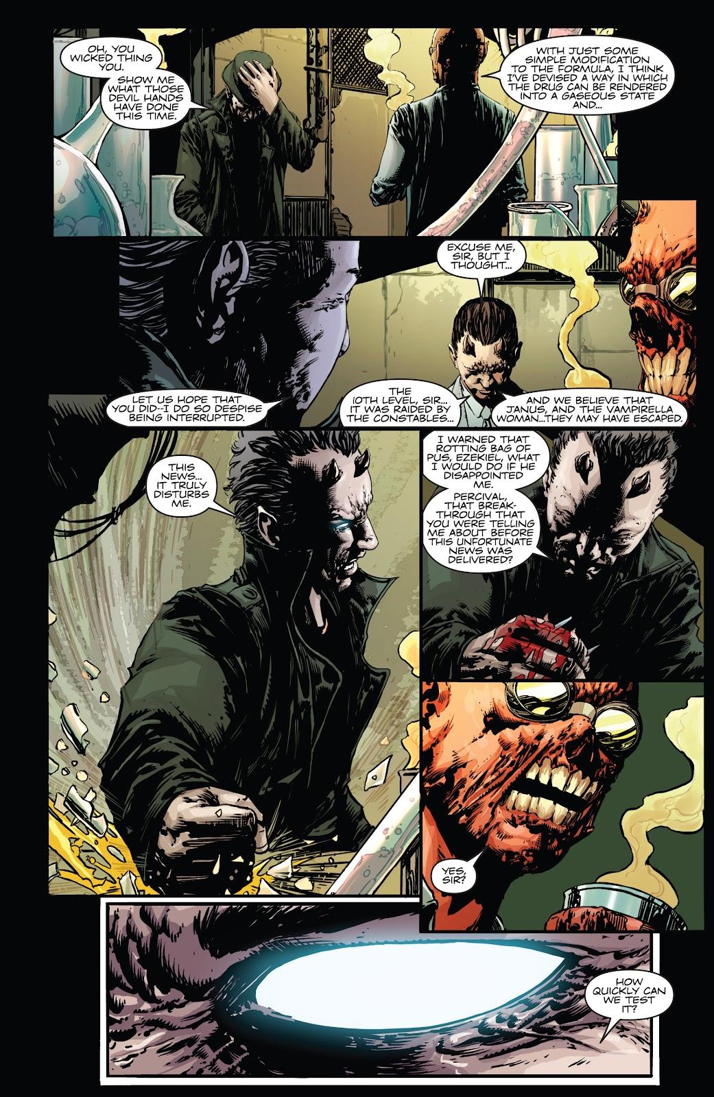 Read online Vampirella Strikes comic -  Issue #4 - 22