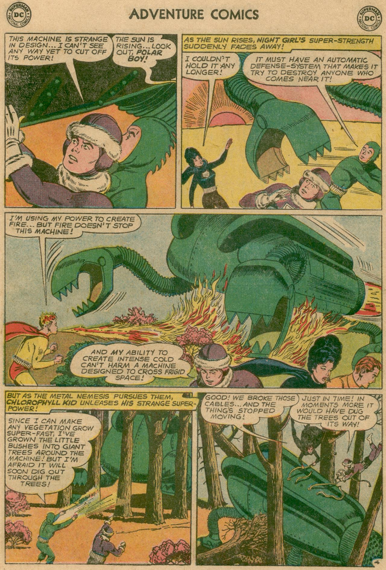 Read online Adventure Comics (1938) comic -  Issue #311 - 5
