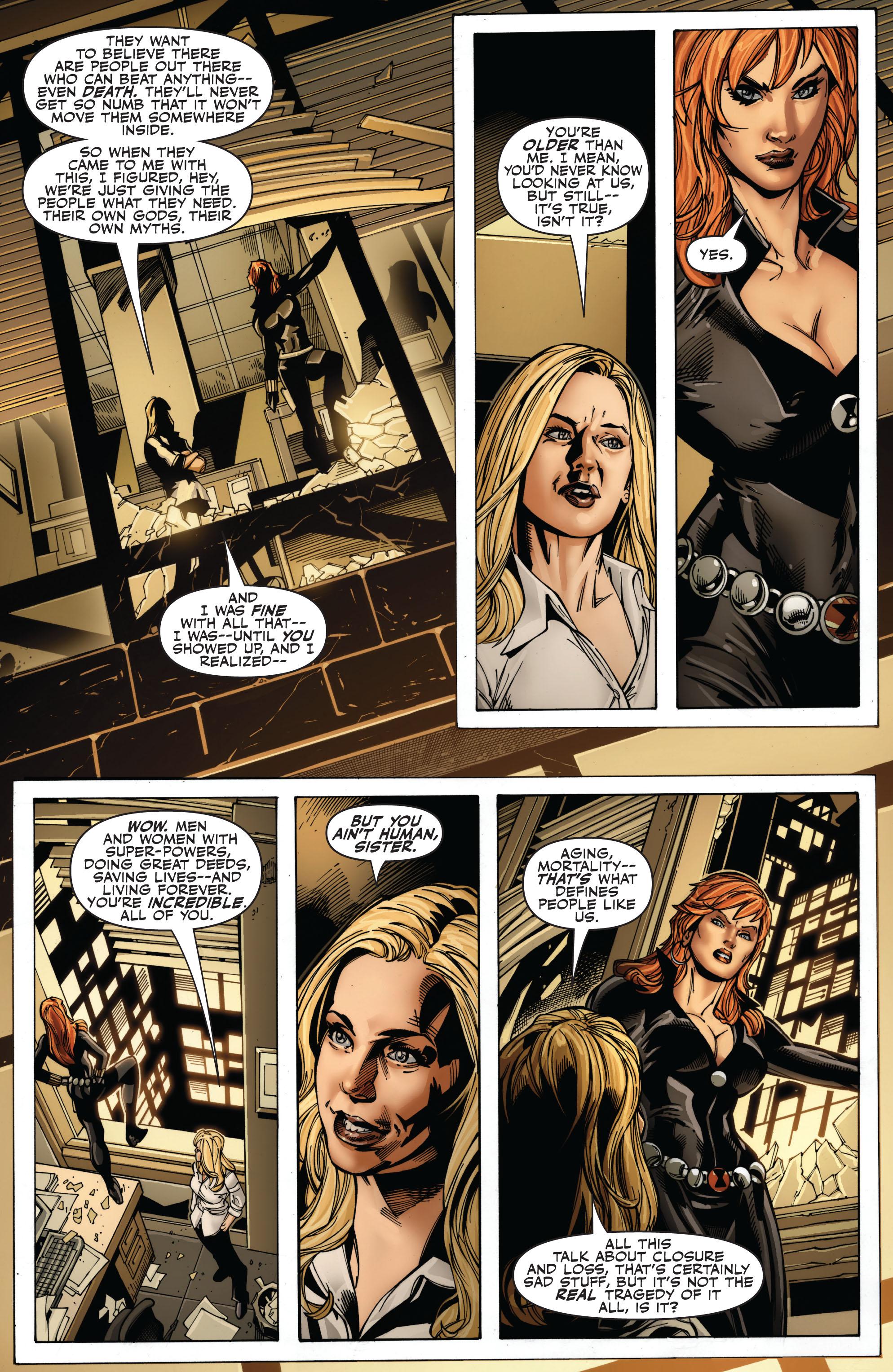 Read online Secret Avengers (2010) comic -  Issue #15 - 21