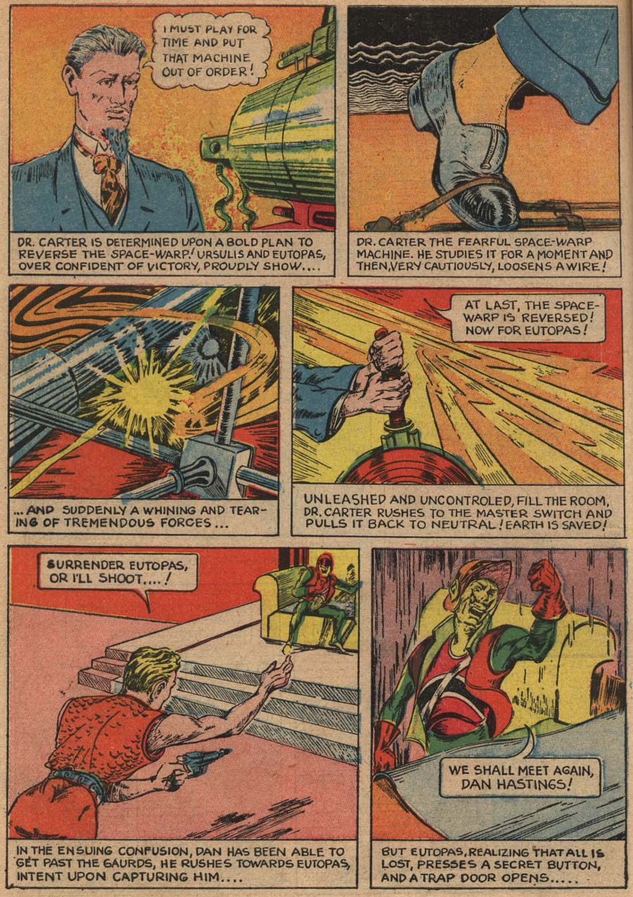 Blue Ribbon Comics (1939) issue 1 - Page 18