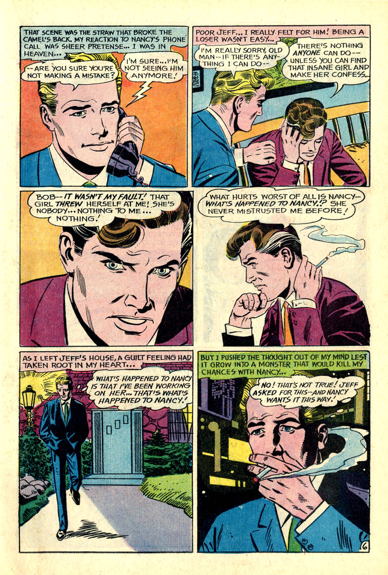 Read online Secret Hearts comic -  Issue #132 - 48