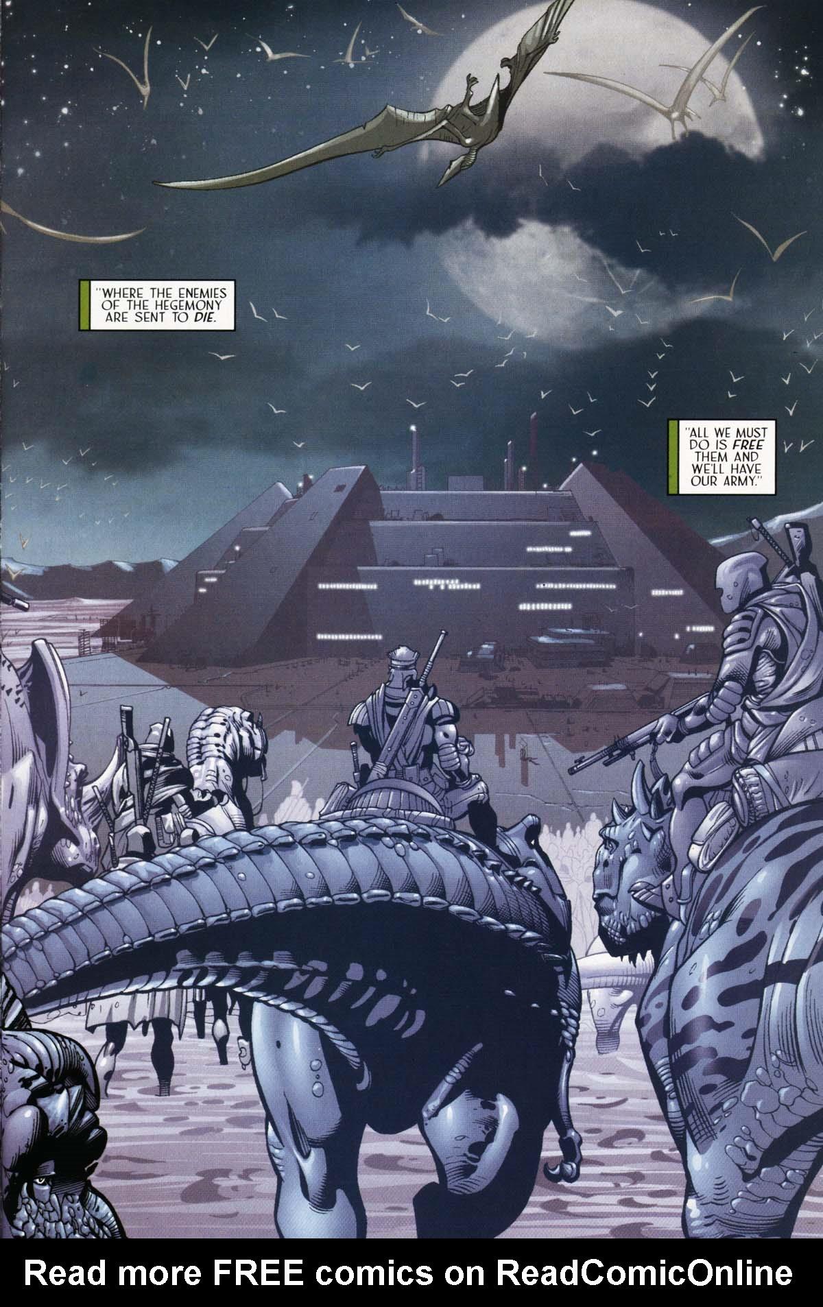 Read online Sigil (2000) comic -  Issue #25 - 13