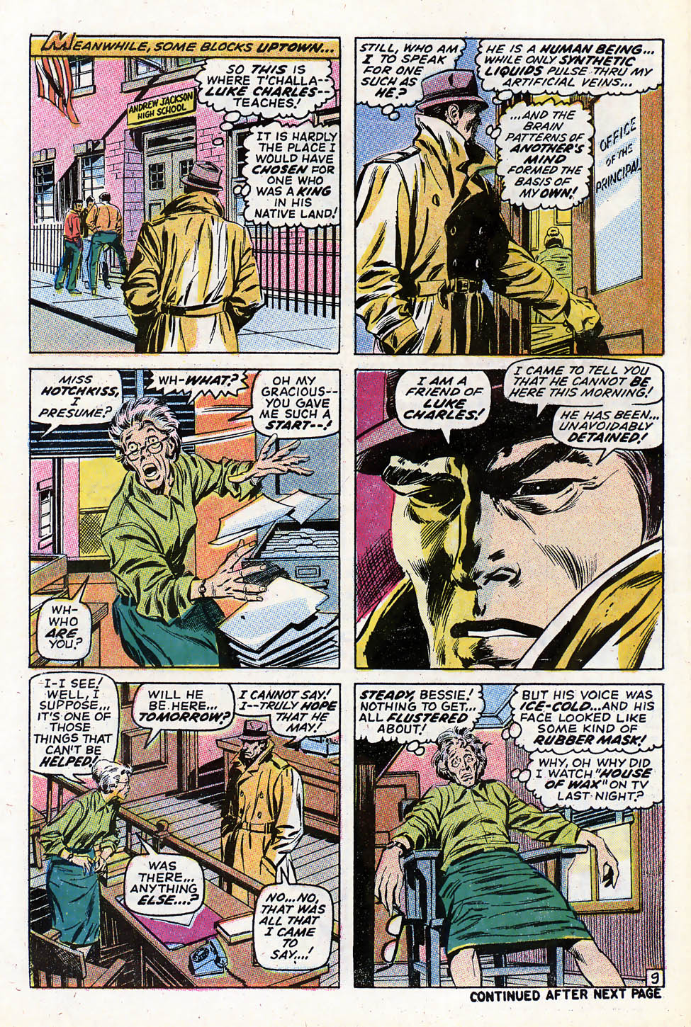 The Avengers (1963) 79 Page 9