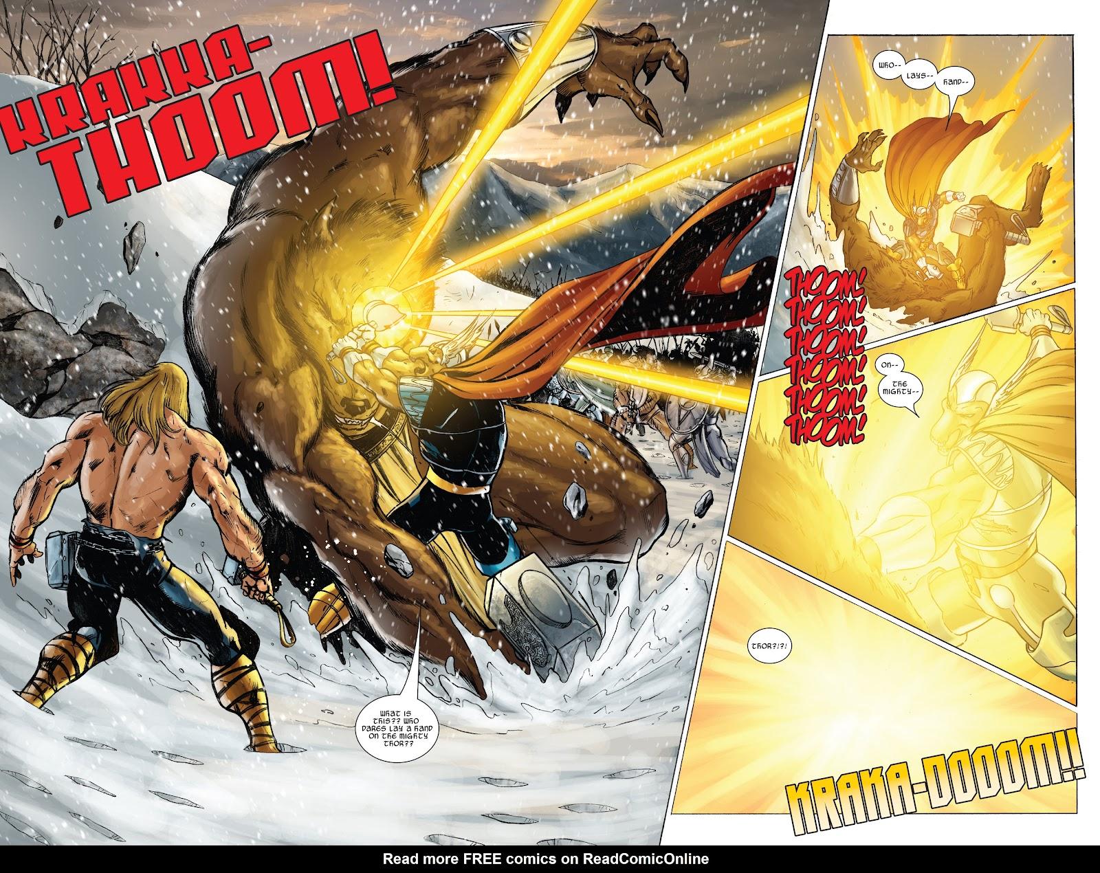 Read online Thor: Ragnaroks comic -  Issue # TPB (Part 2) - 99