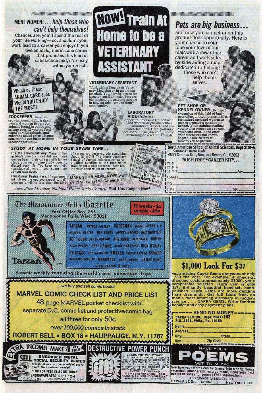 Read online Uncanny X-Men (1963) comic -  Issue #85 - 23