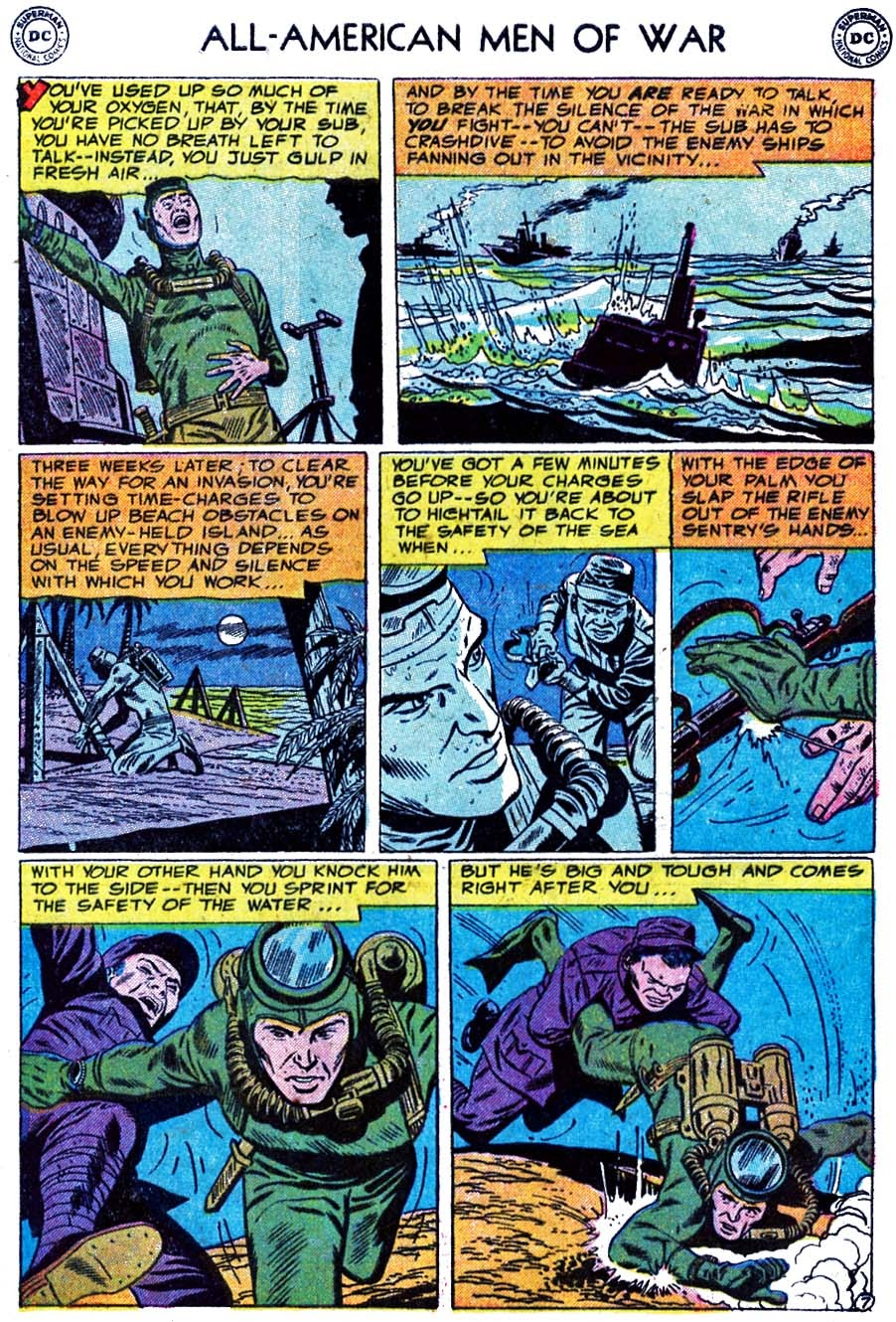 All-American Men of War issue 23 - Page 9