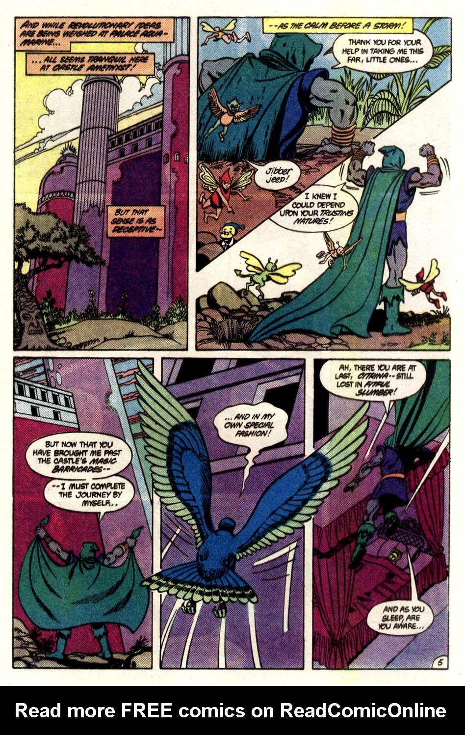 Read online Amethyst (1985) comic -  Issue #4 - 6