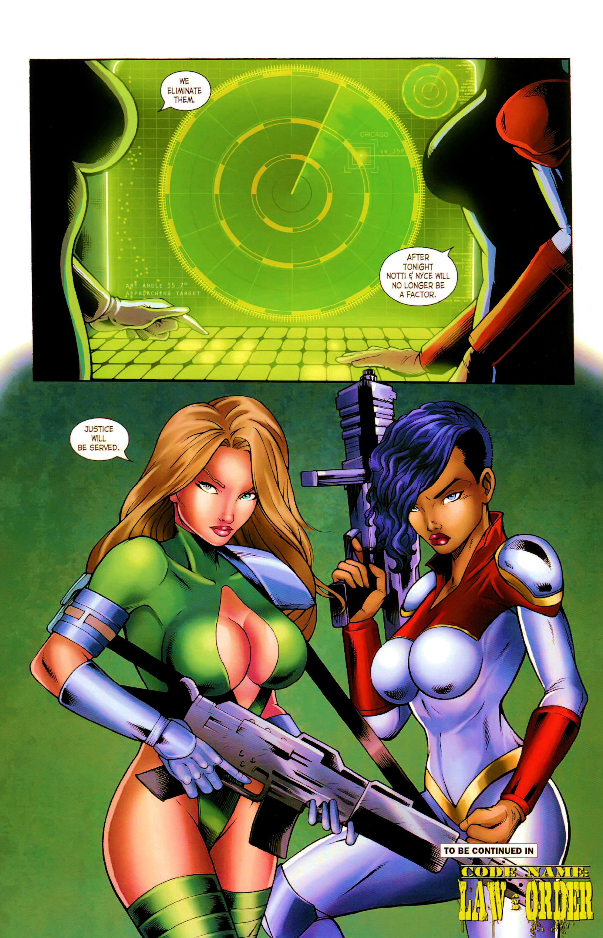 Read online Notti & Nyce comic -  Issue #4 - 16