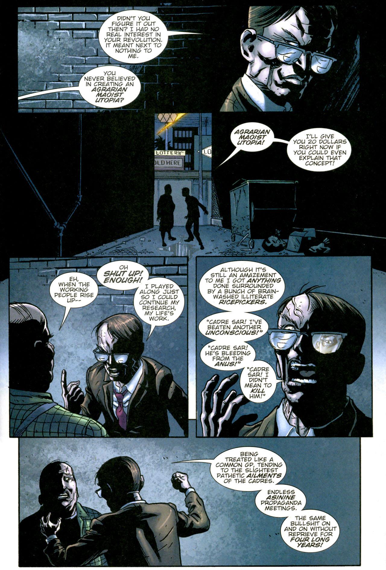 Read online The Exterminators comic -  Issue #12 - 21