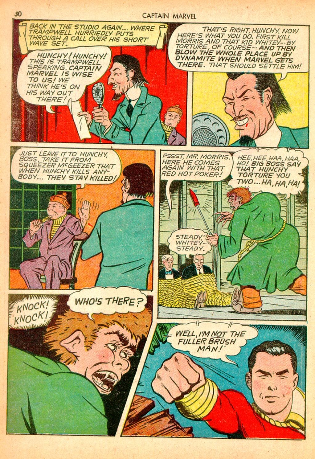 Captain Marvel Adventures issue 10 - Page 30