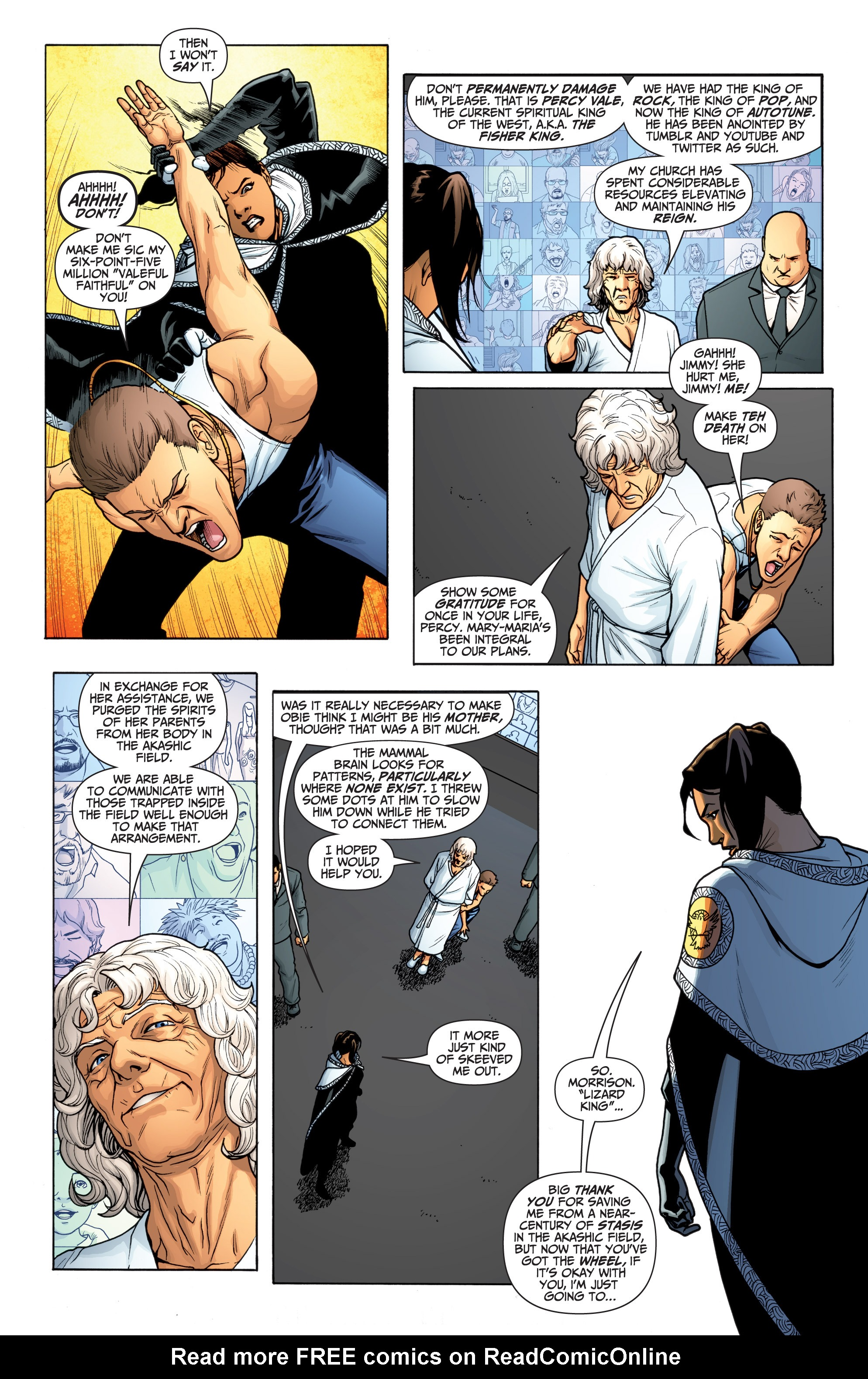 Read online Archer and Armstrong comic -  Issue #Archer and Armstrong _TPB 6 - 74