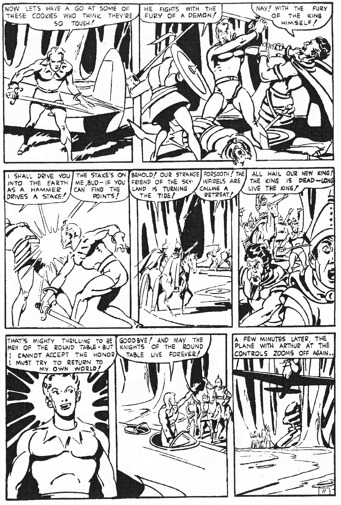 Read online Men of Mystery Comics comic -  Issue #81 - 141