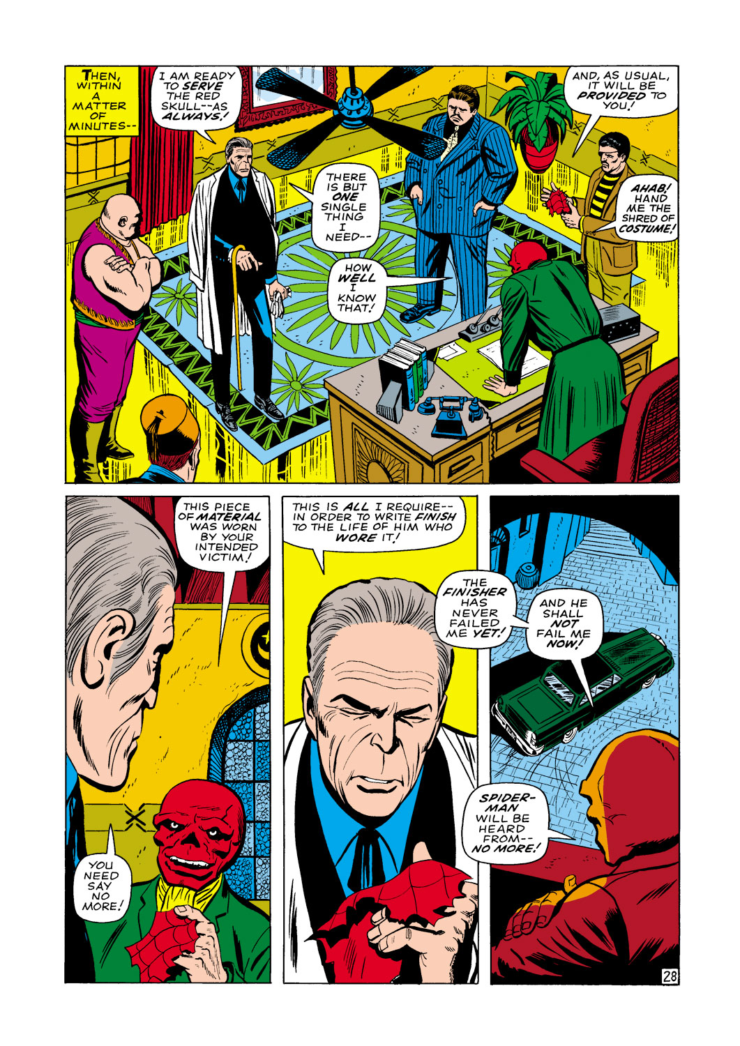 The Amazing Spider-Man (1963) _Annual_5 Page 28
