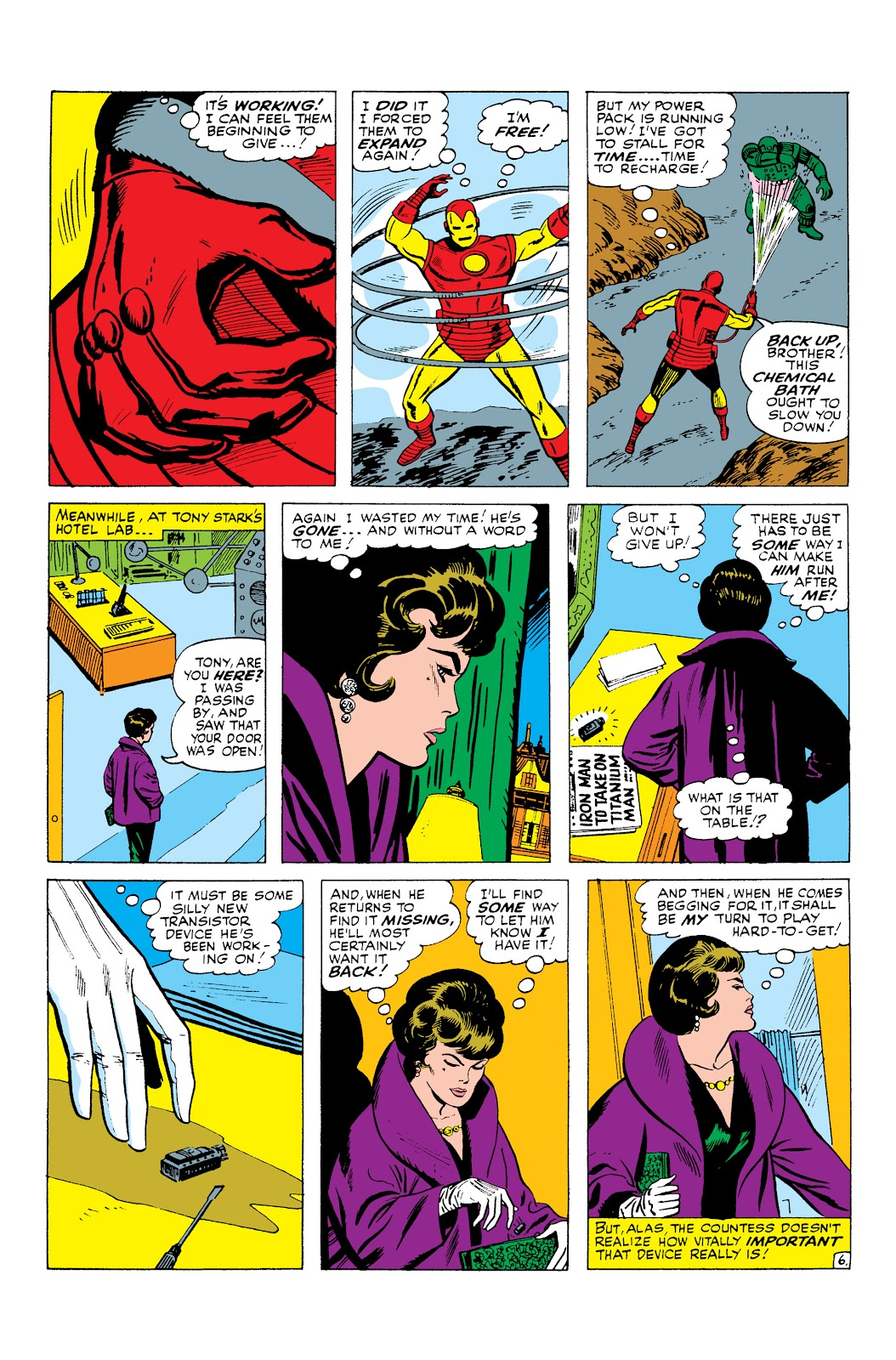 Tales of Suspense (1959) issue 70 - Page 7