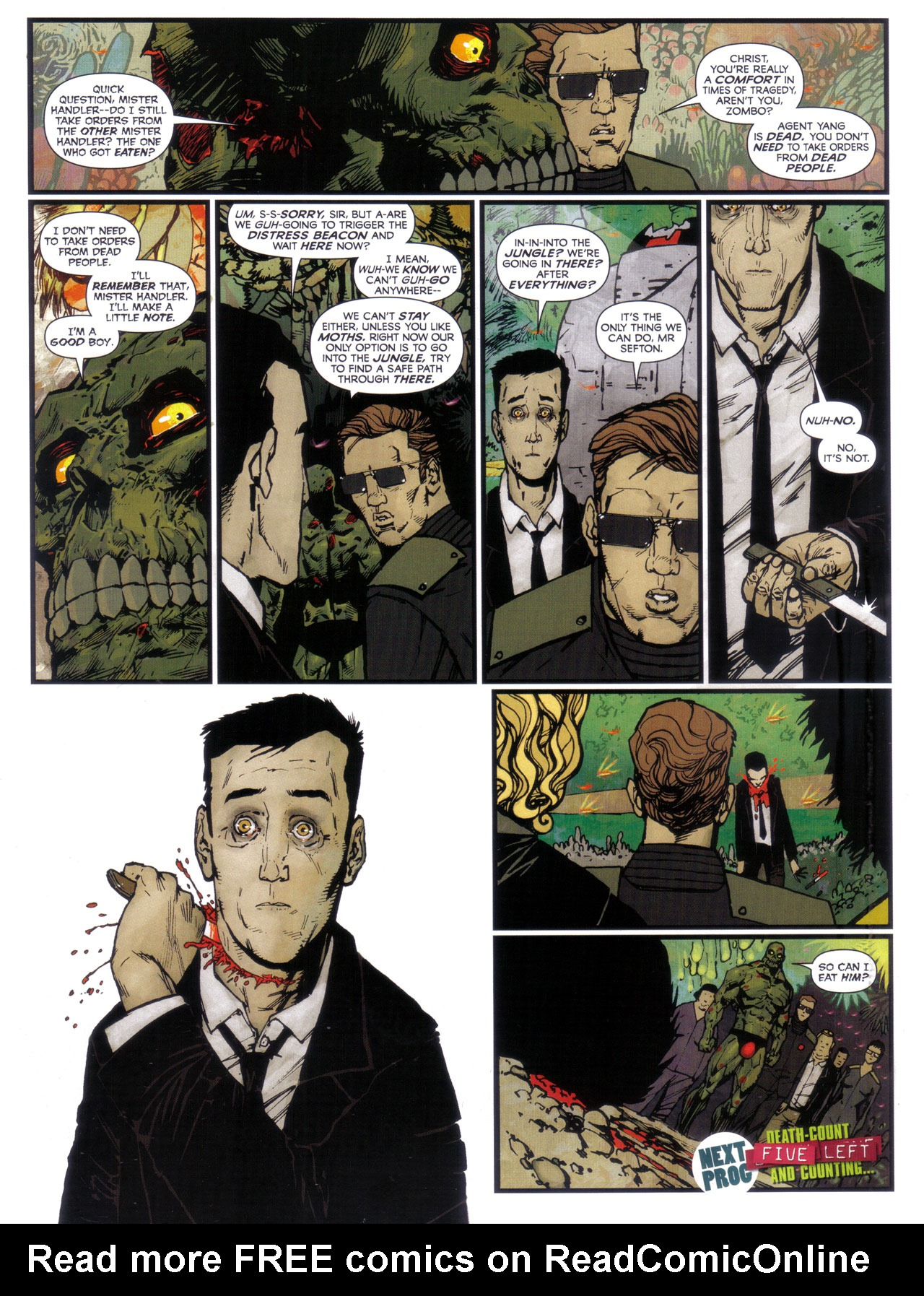 Read online 2000 AD comic -  Issue #1746 - 20