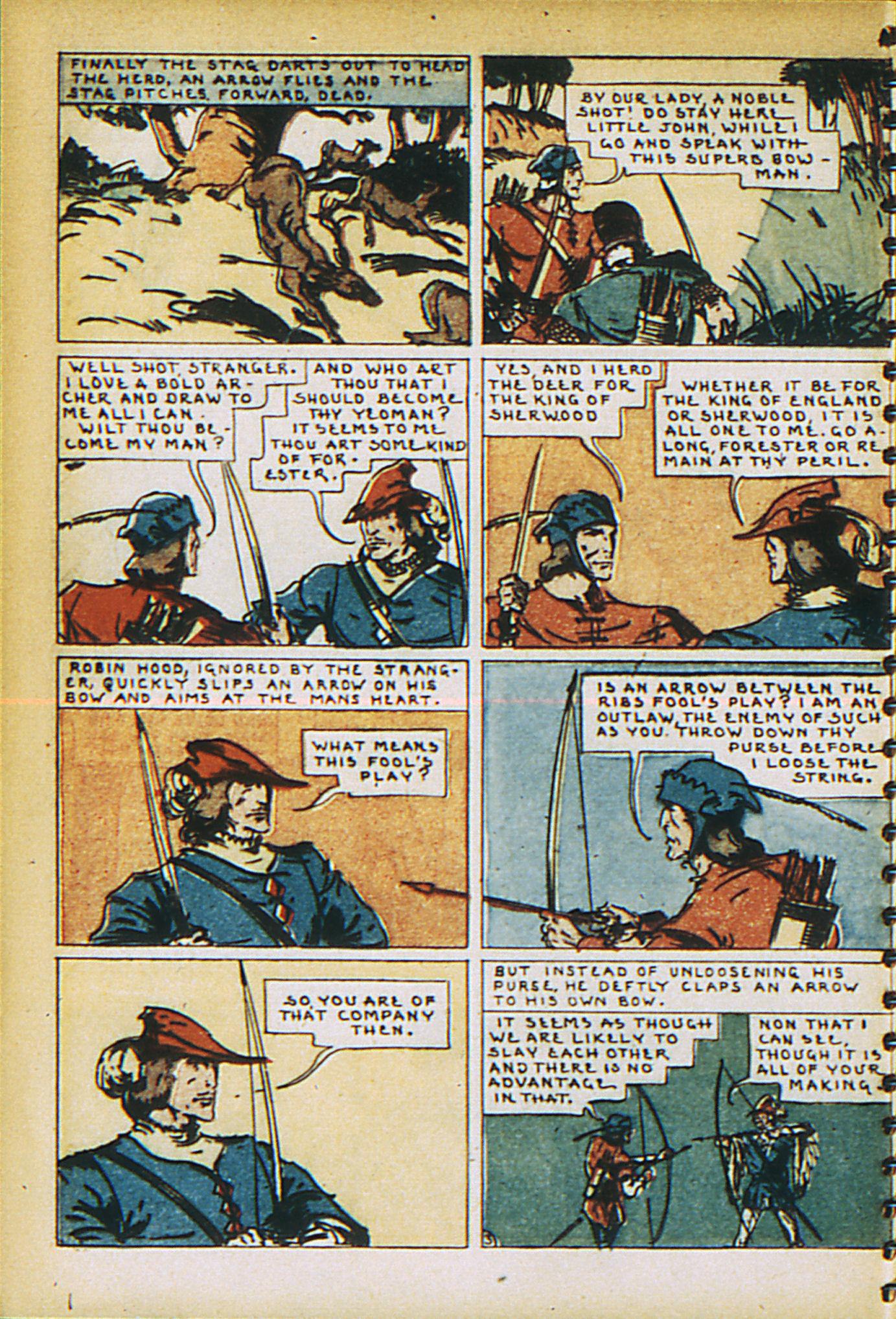Read online Adventure Comics (1938) comic -  Issue #27 - 52