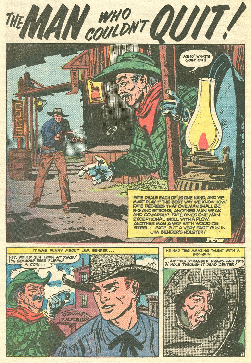 Kid Colt Outlaw issue 151 - Page 20
