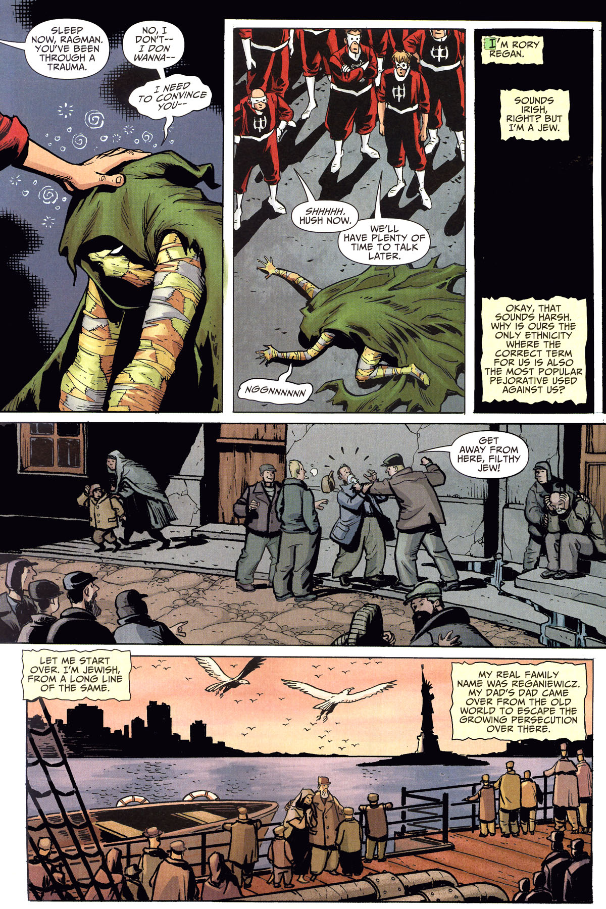 Read online Shadowpact comic -  Issue #8 - 5