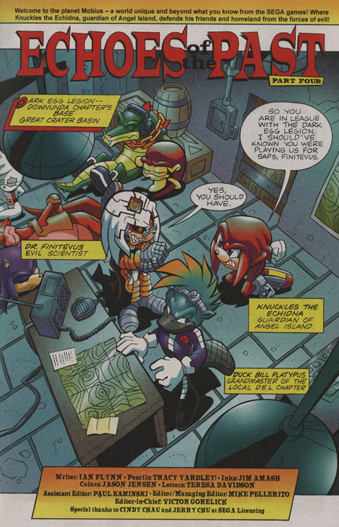 Read online Sonic Universe comic -  Issue #12 - 2