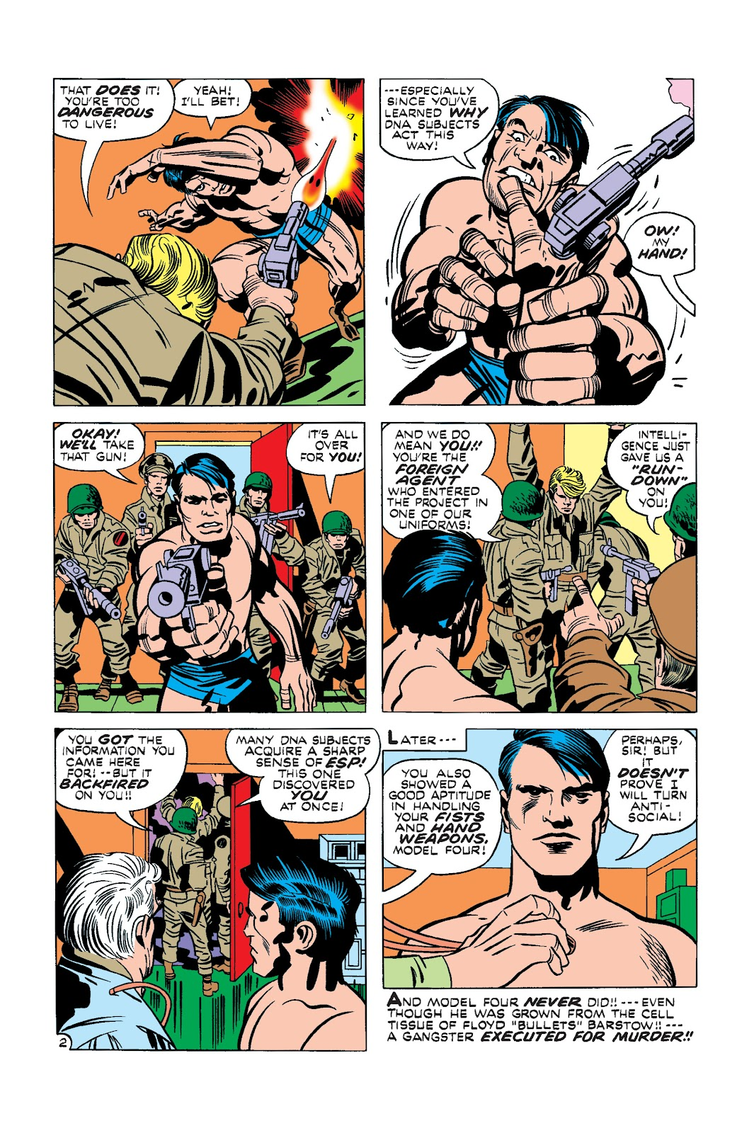Read online Superman's Pal, Jimmy Olsen by Jack Kirby comic -  Issue # TPB (Part 4) - 60