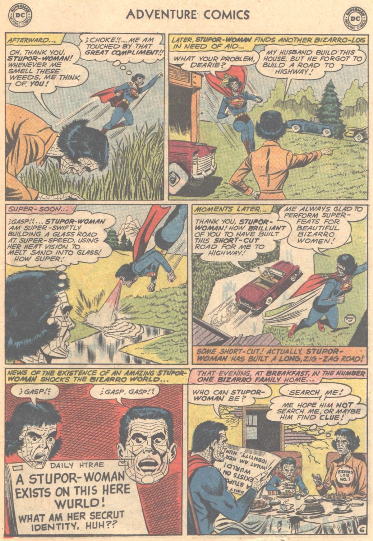 Read online Adventure Comics (1938) comic -  Issue #288 - 25