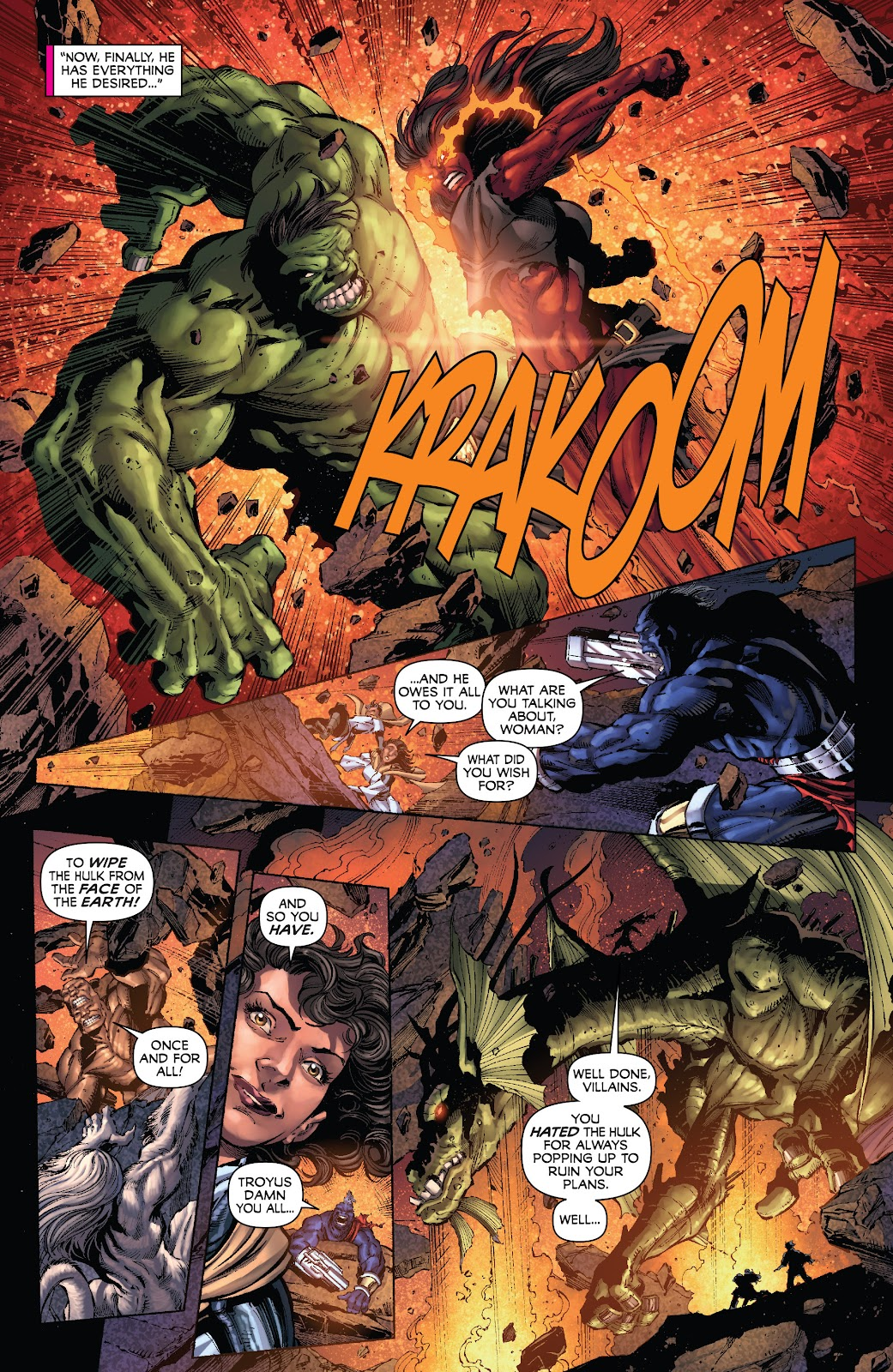 Read online Incredible Hulks (2010) comic -  Issue # _TPB Heart of the Monster - 103