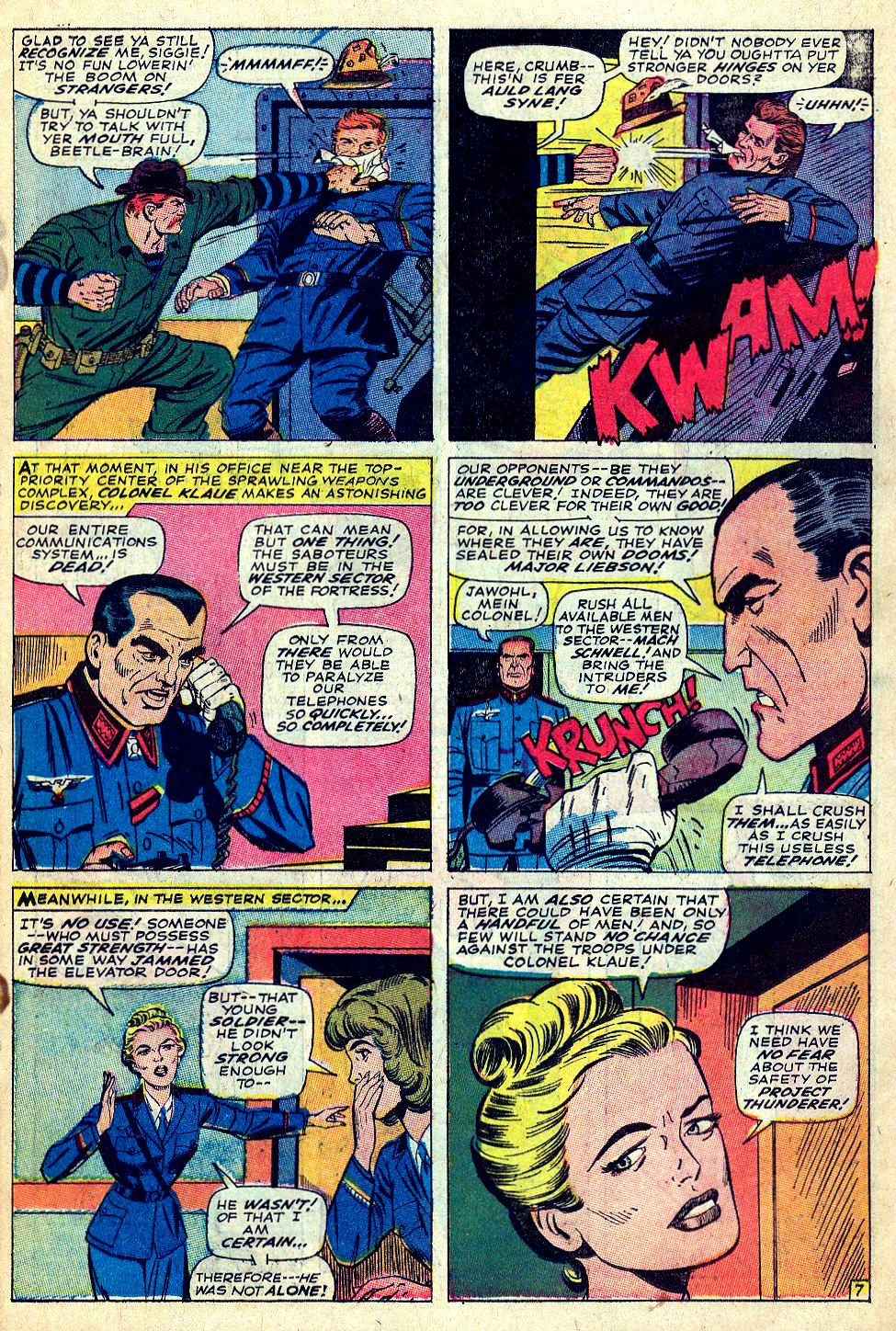 Read online Sgt. Fury comic -  Issue #39 - 11