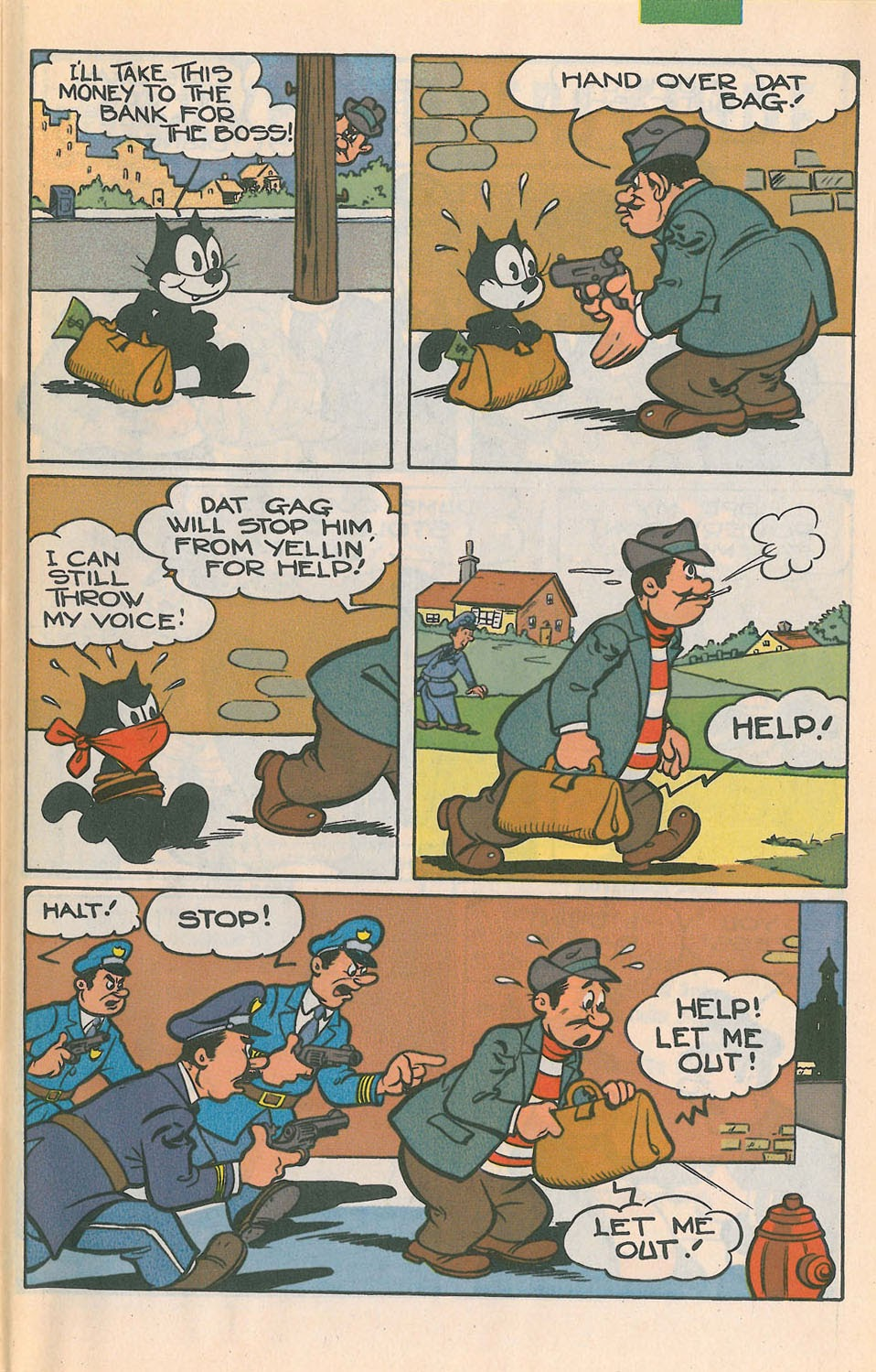 Read online Felix the Cat comic -  Issue #4 - 30