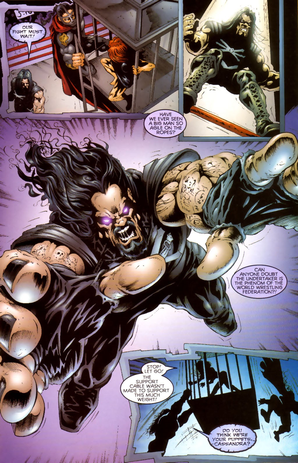 Read online Undertaker (1999) comic -  Issue #0.5 - 14