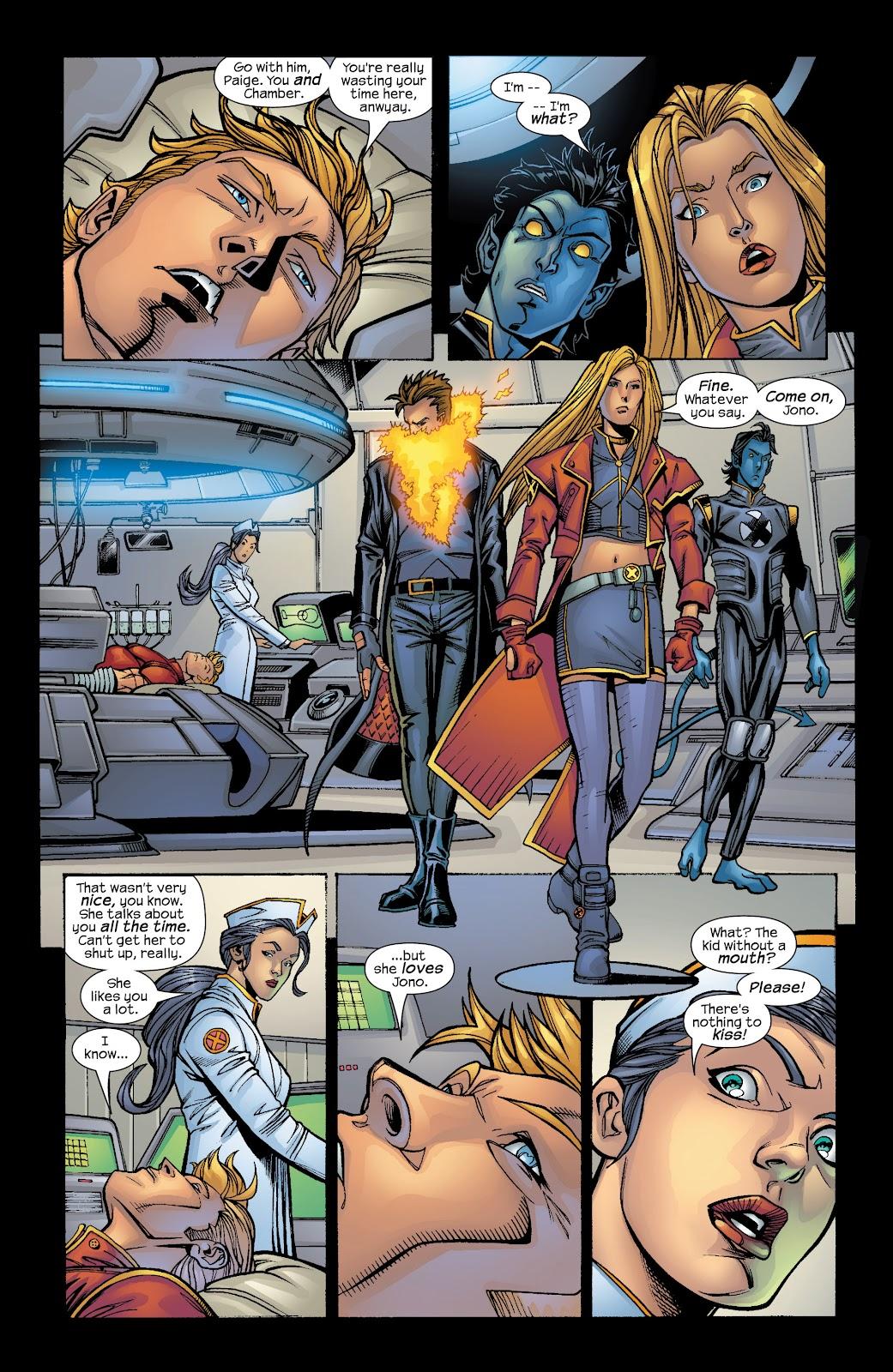 Uncanny X-Men (1963) issue 423 - Page 11