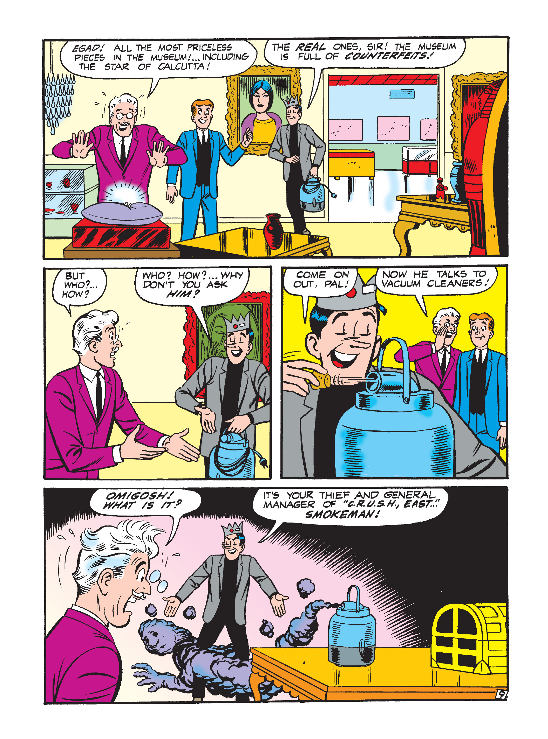 Read online Archie 75th Anniversary Digest comic -  Issue #1 - 13