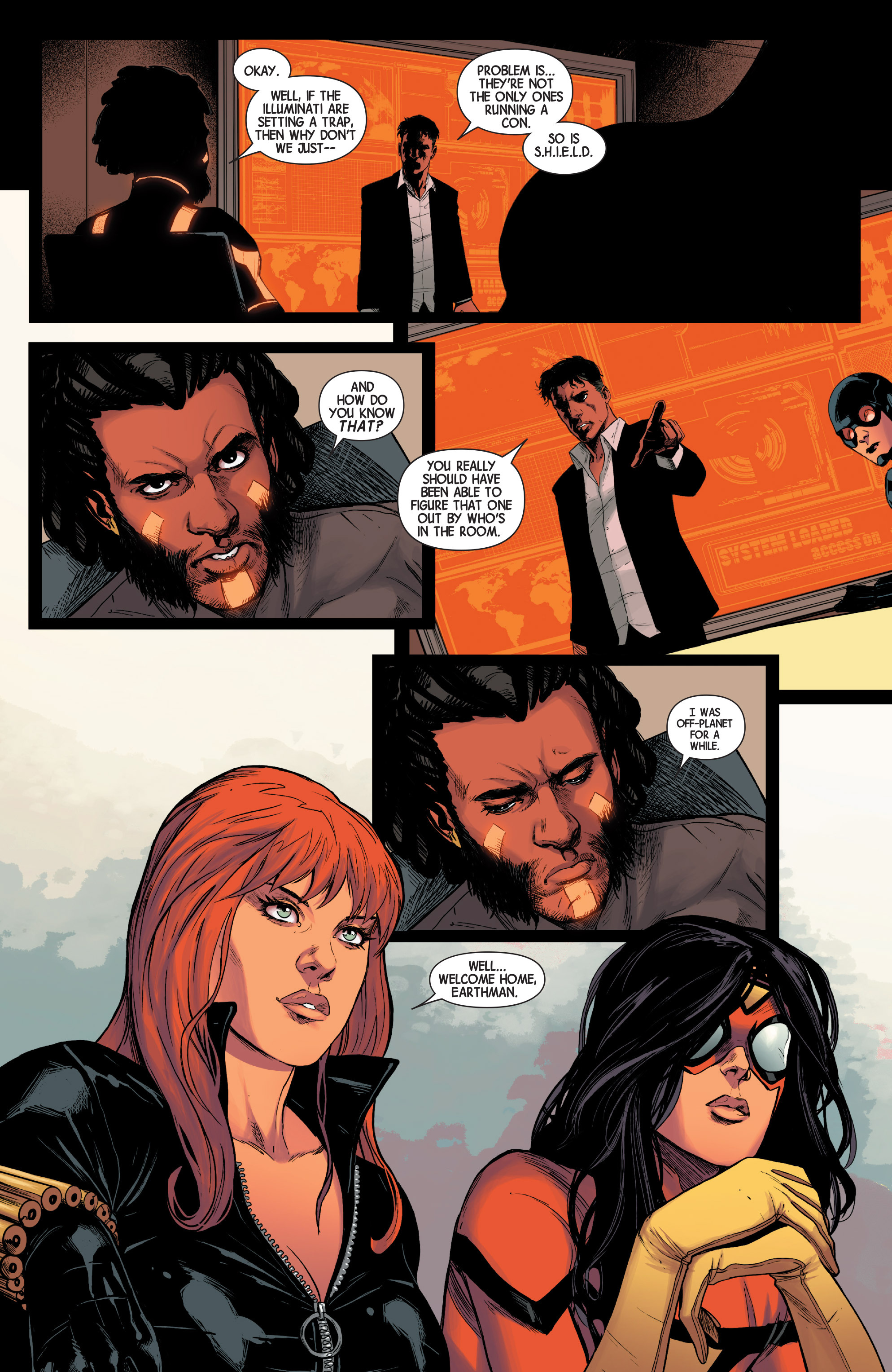 Read online Avengers (2013) comic -  Issue #38 - 16