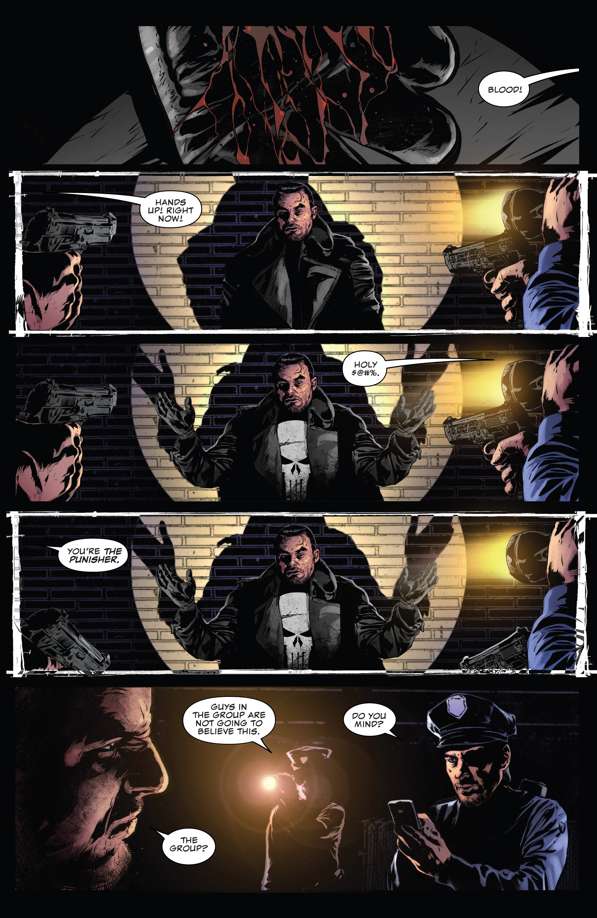 Read online The Punisher (2018) comic -  Issue #13 - 13