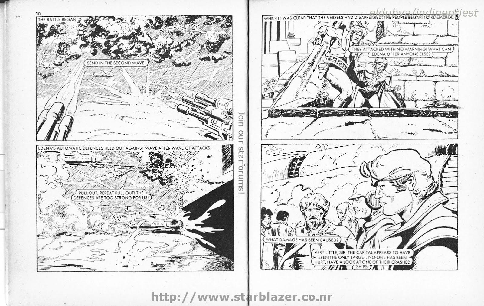 Starblazer issue 33 - Page 7