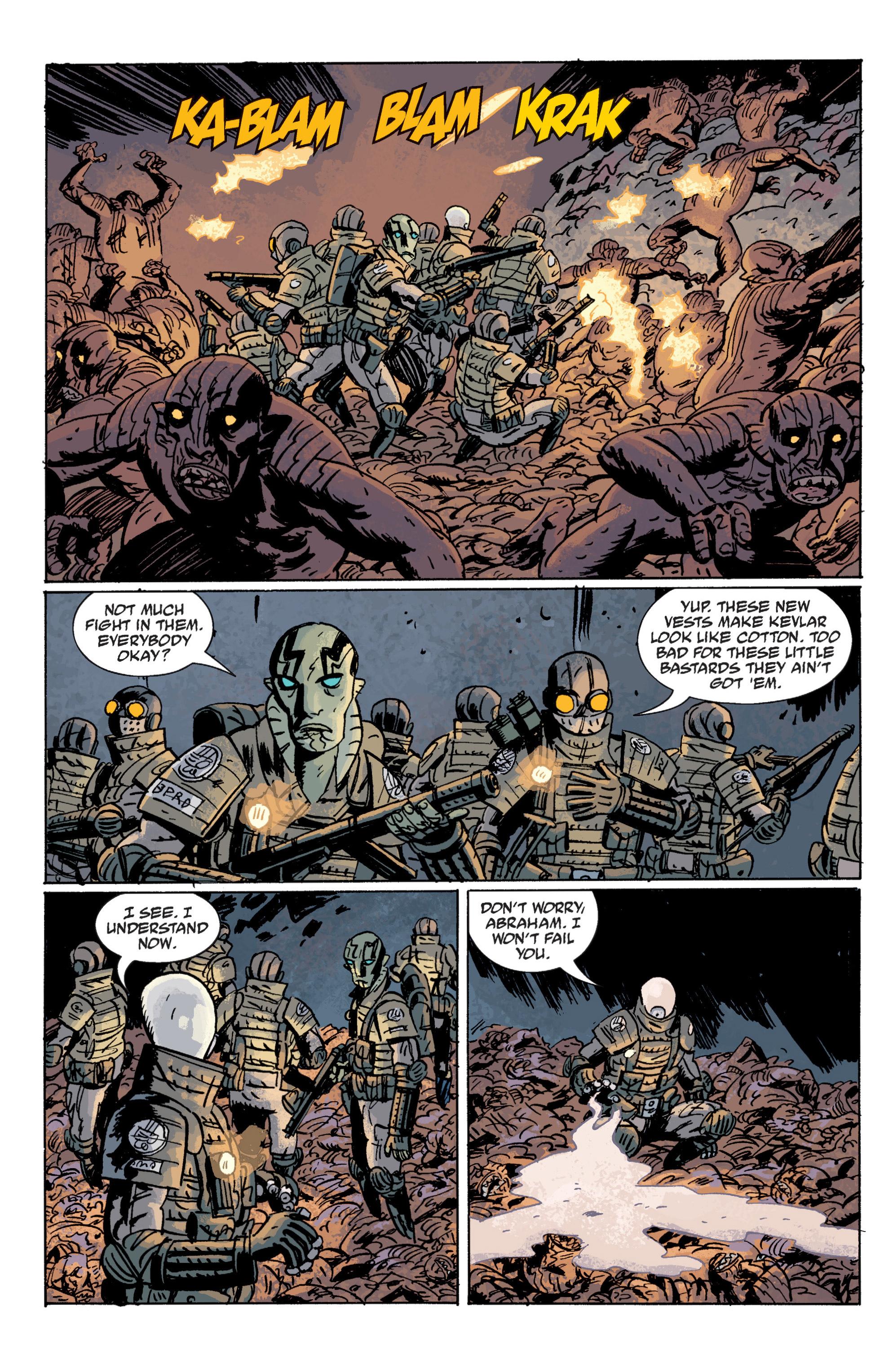 Read online B.P.R.D. (2003) comic -  Issue # TPB 10 - 103