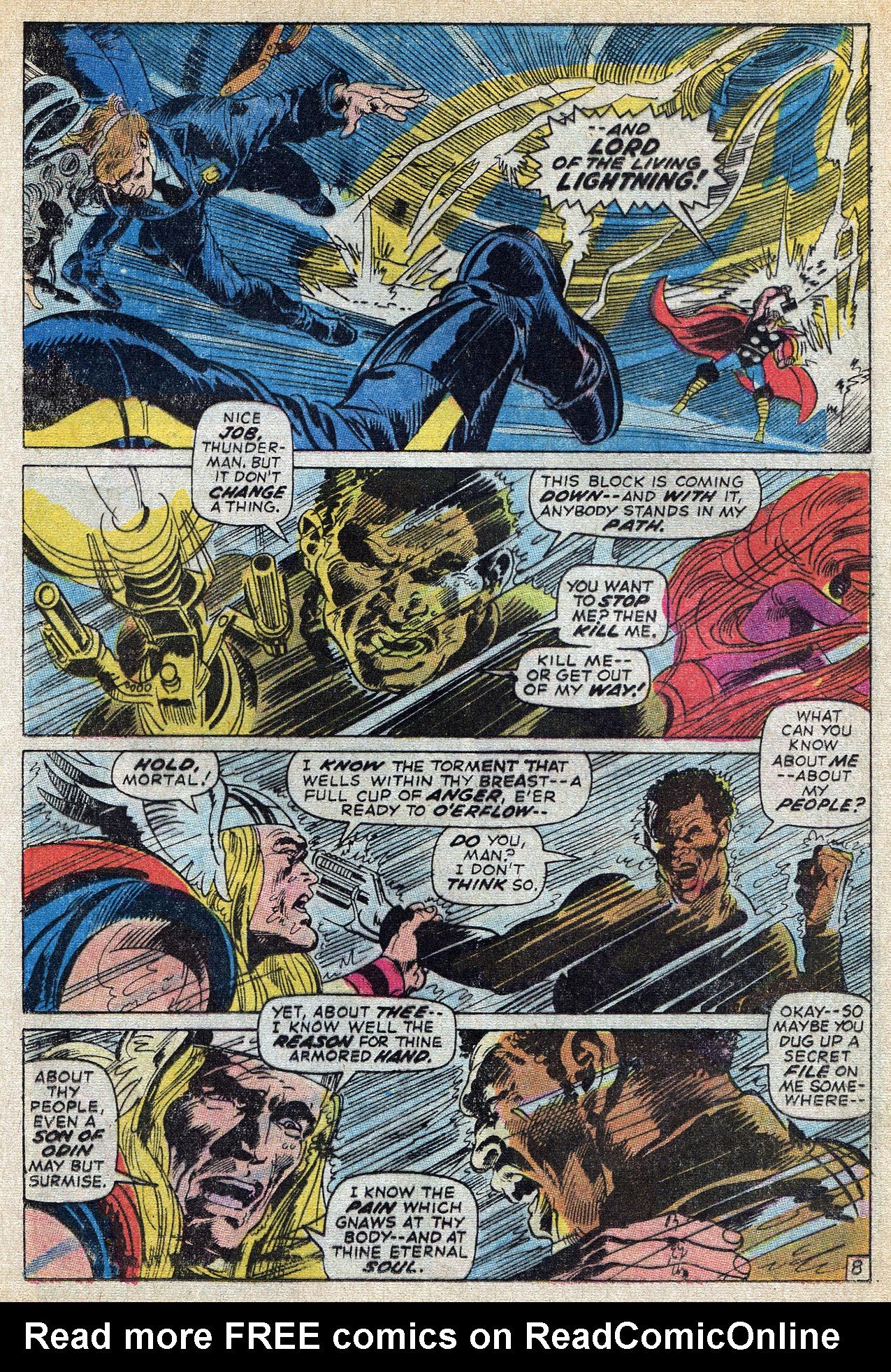 Read online Amazing Adventures (1970) comic -  Issue #8 - 13