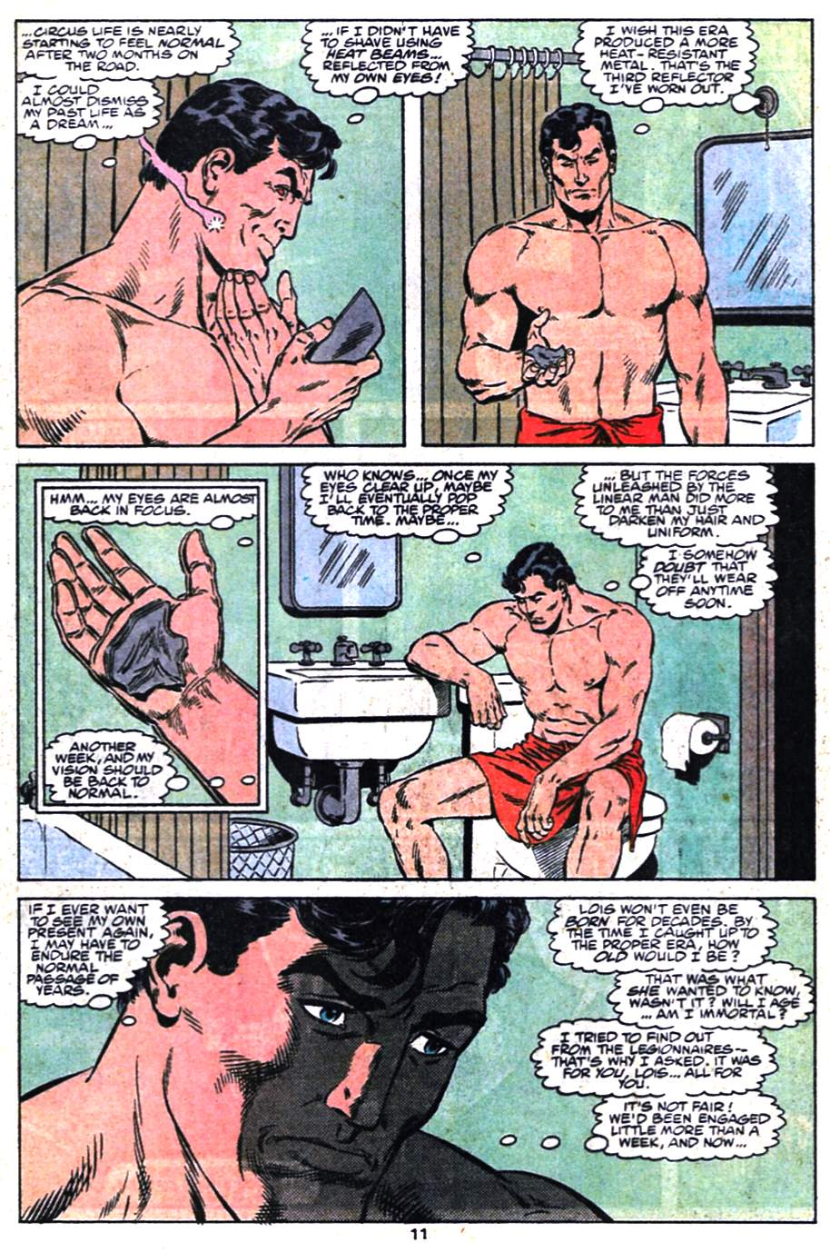 Action Comics (1938) 663 Page 11