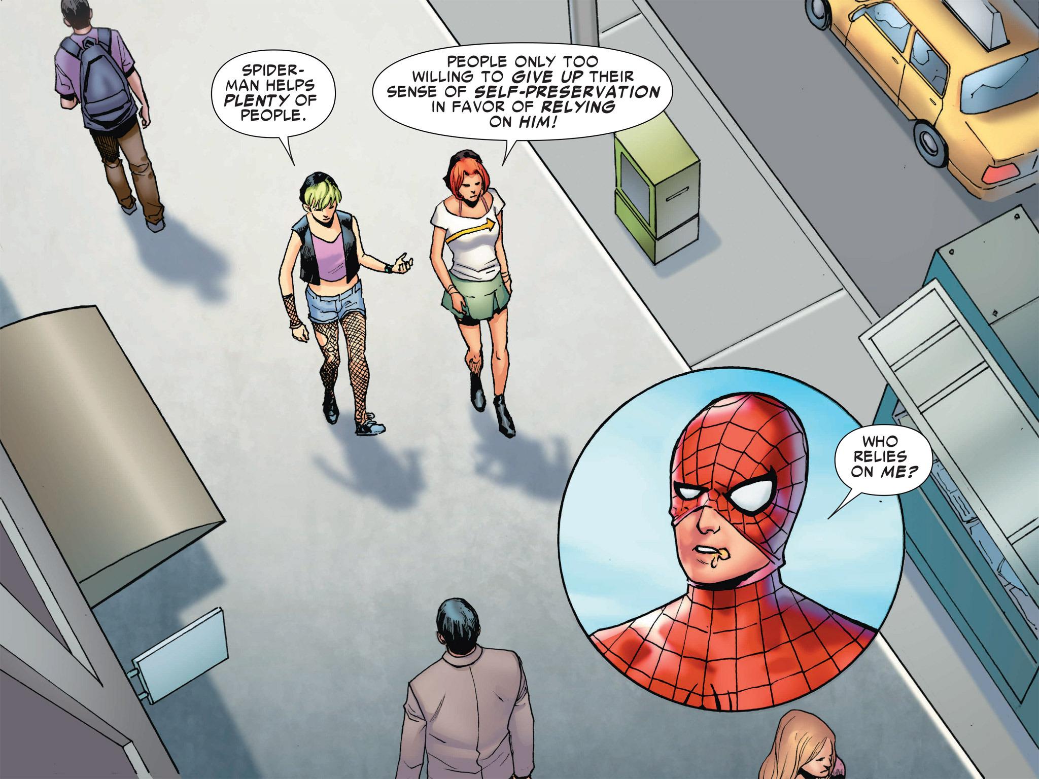 Read online Ultimate Spider-Man (Infinite Comics) (2016) comic -  Issue #2 - 8